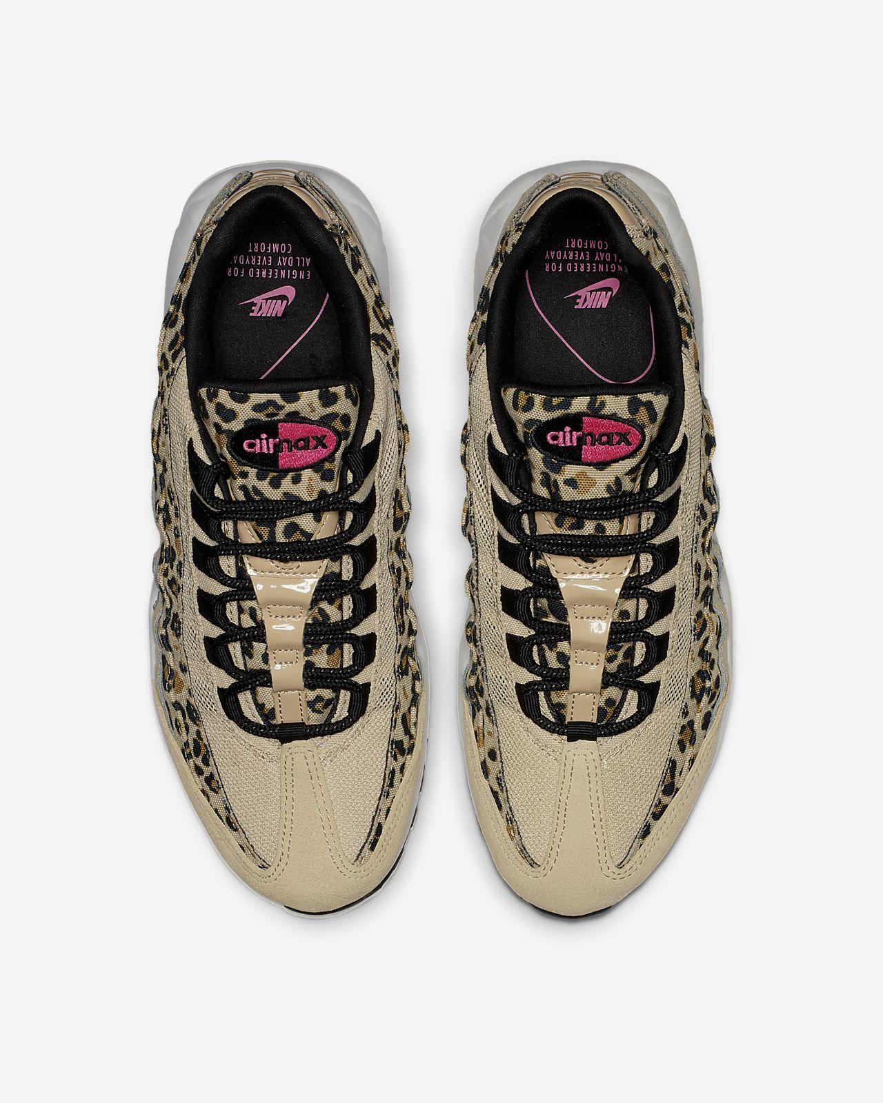 buy popular b9d42 d625f ... Nike Air Max 95 Premium Animal Women s Shoe