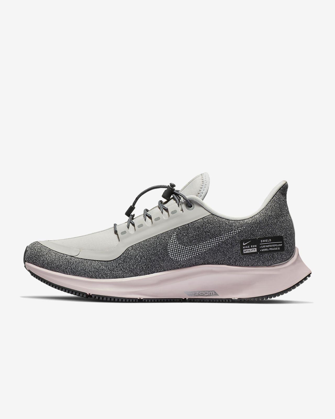 NikeAir Zoom Pegasus 35 RN SHLD女子跑步鞋