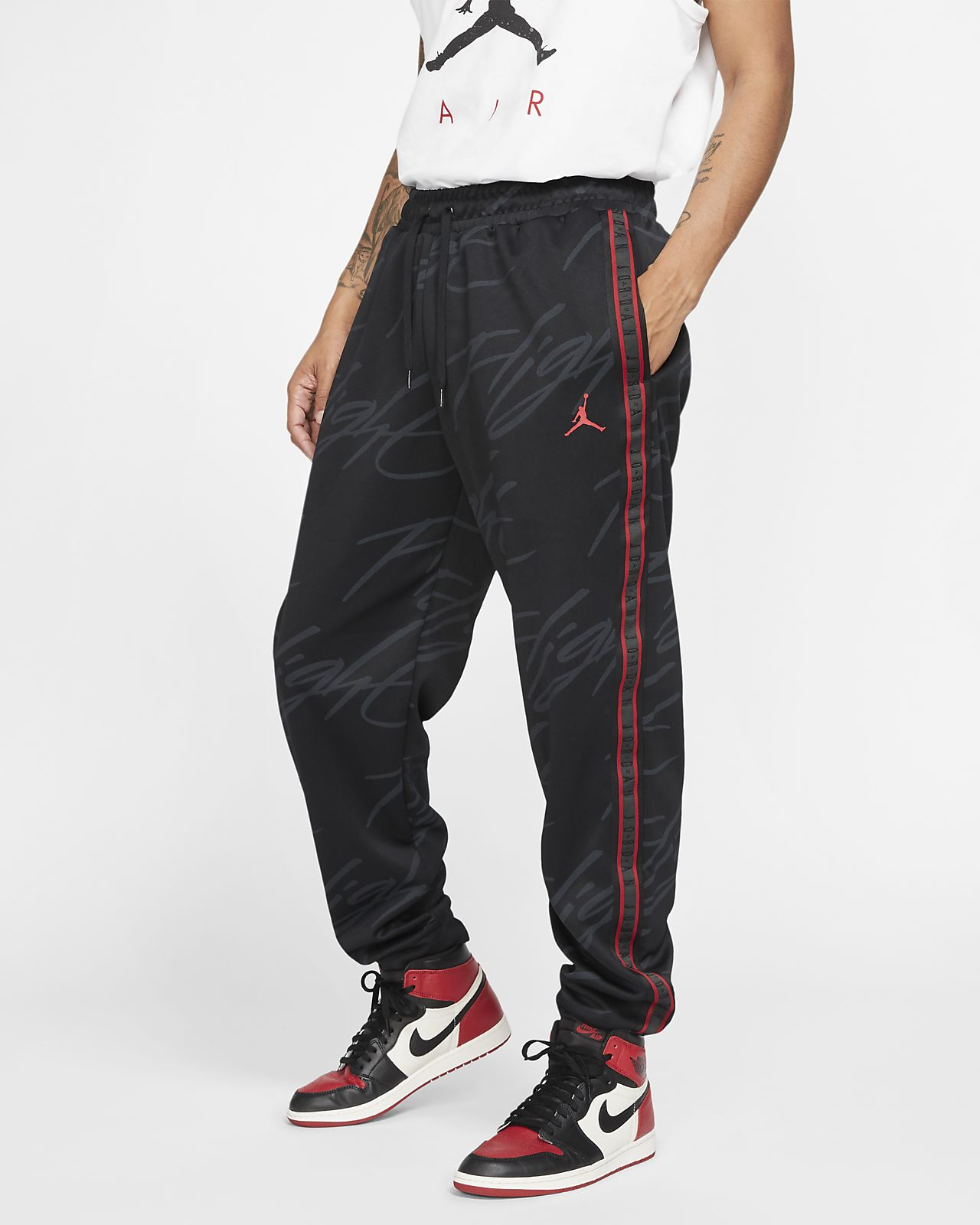 e52c95e24c1910 Low Resolution Jordan Jumpman Tricot Graphic Pants Jordan Jumpman Tricot  Graphic Pants
