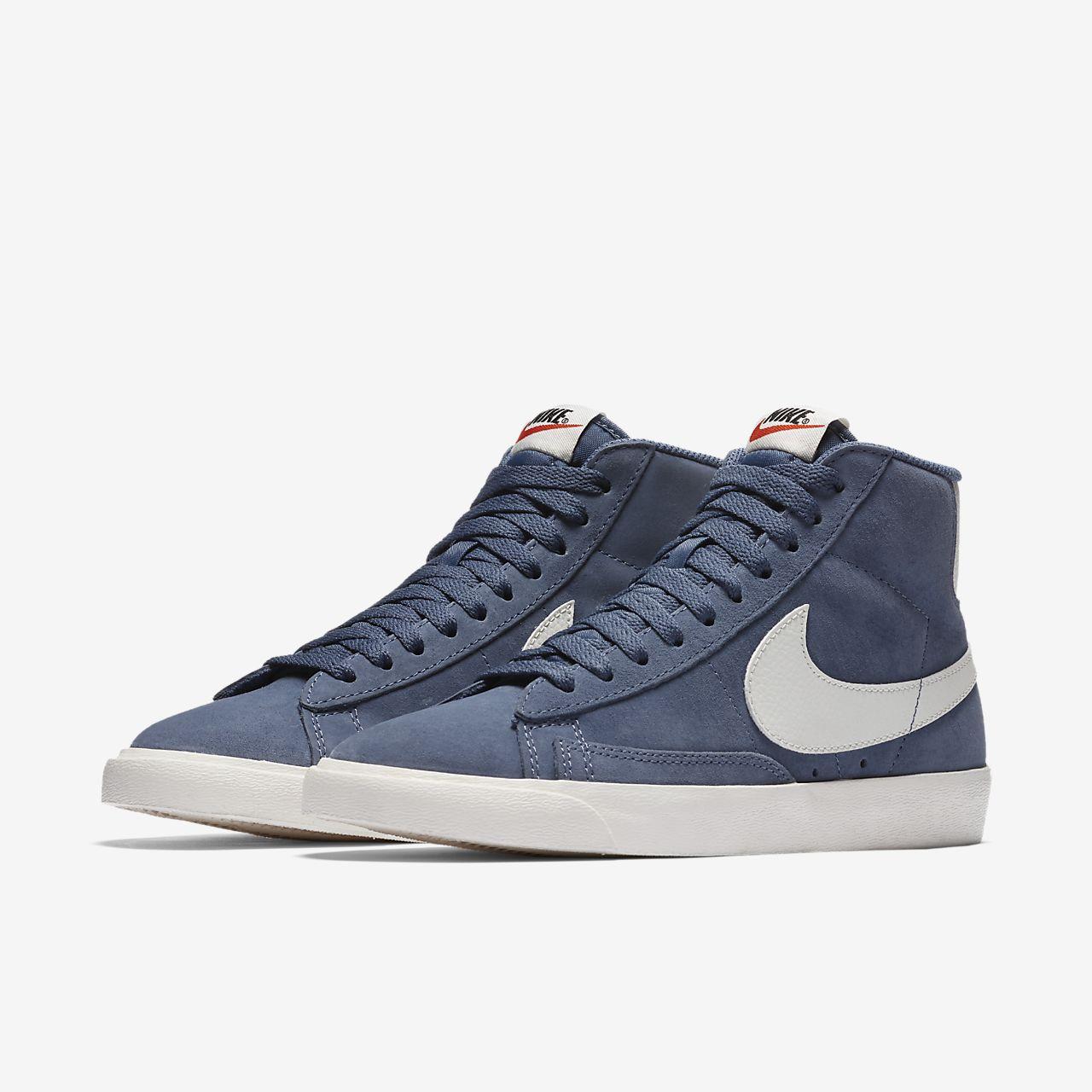 Nike Blazer Mediados De Zapatos Para Mujer