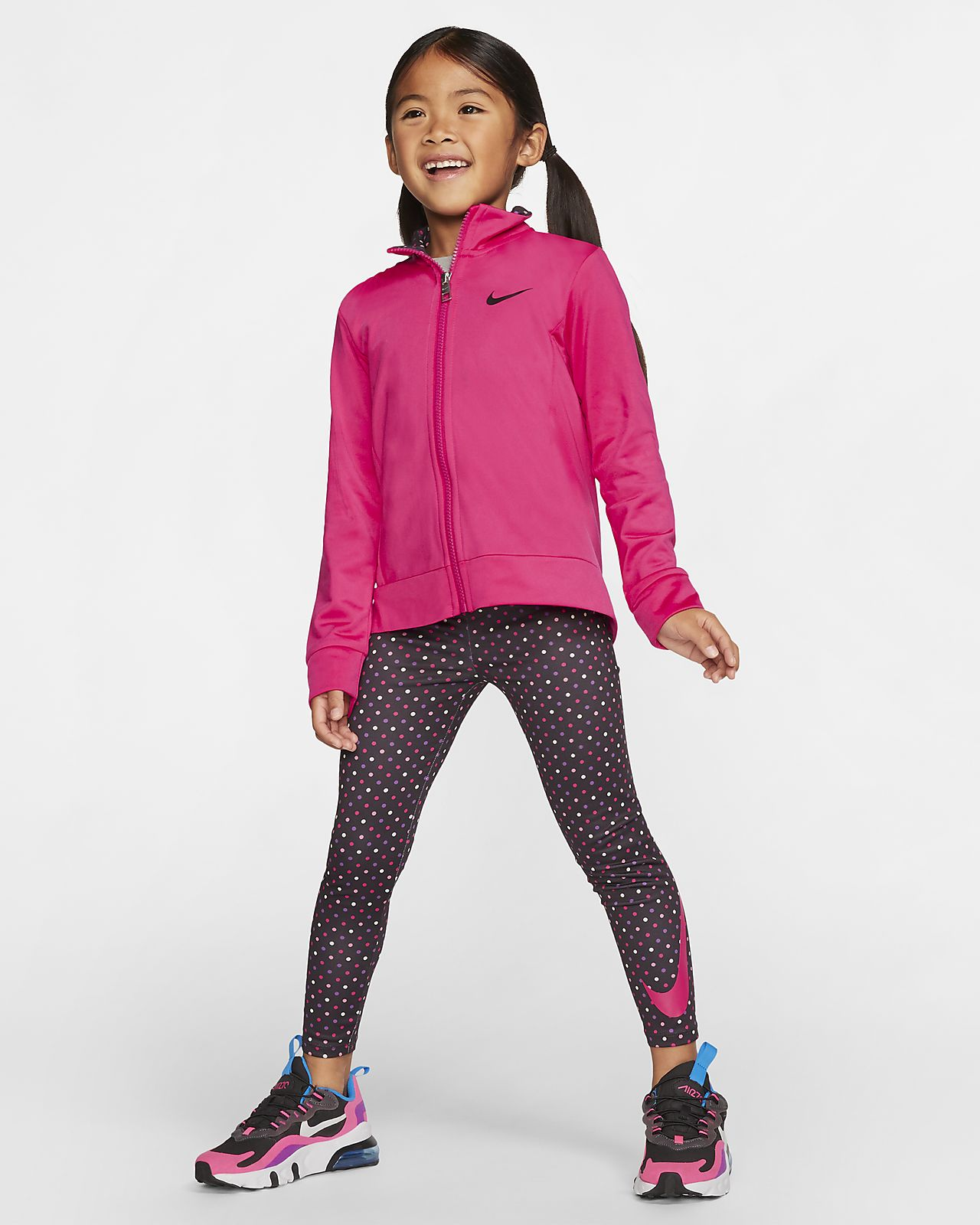 Nike Little Kids' Jacket and Leggings Set