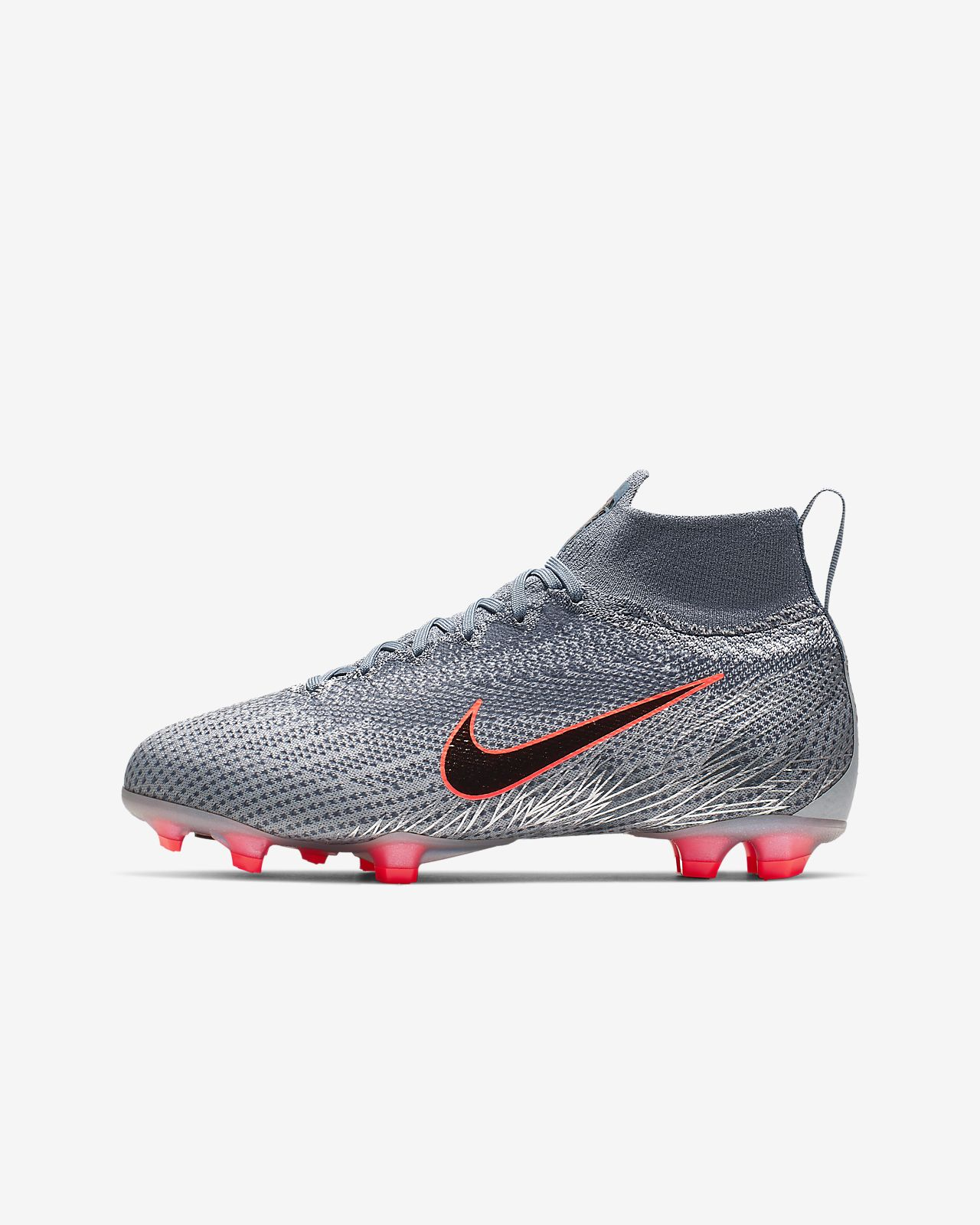 3c0456982 Nike Jr. Superfly 6 Elite FG Big Kids  Firm-Ground Soccer Cleat ...