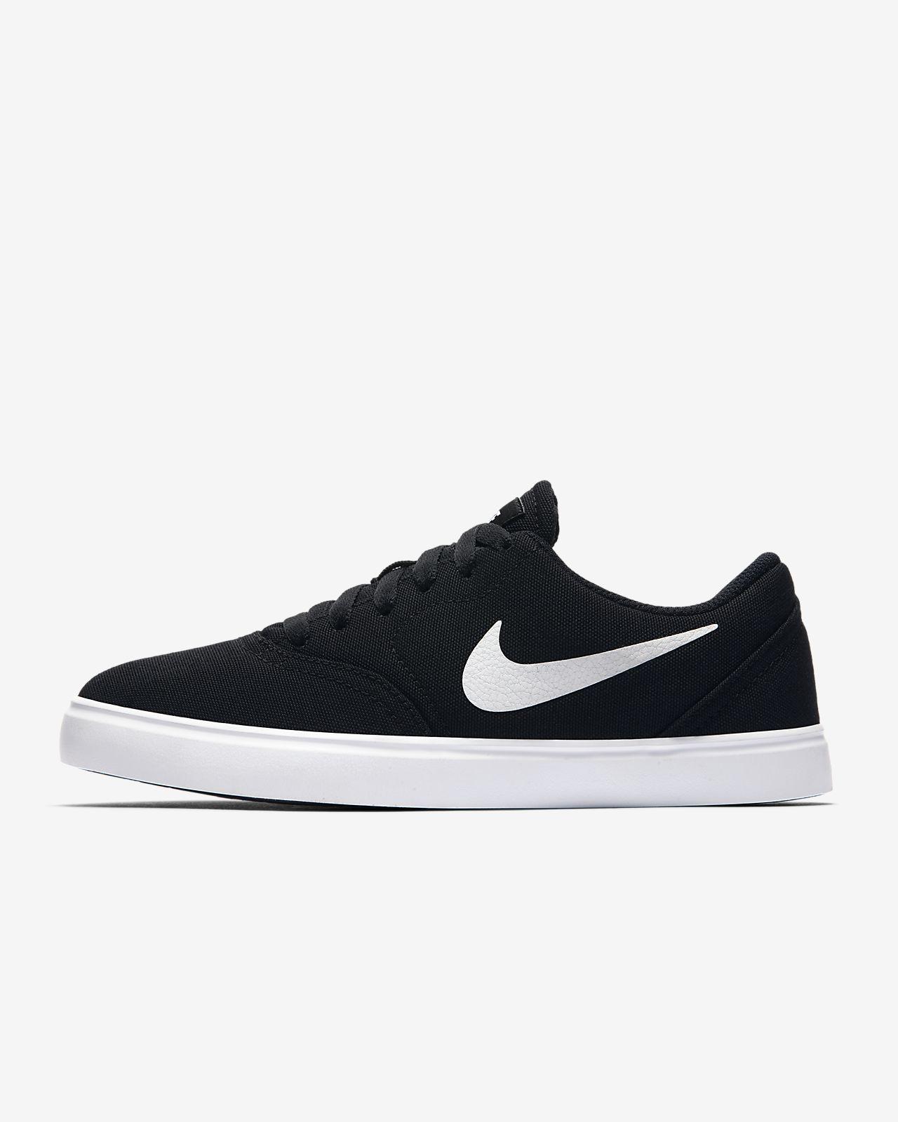 Nike SB Check Canvas Skateboardschuh für ältere Kinder