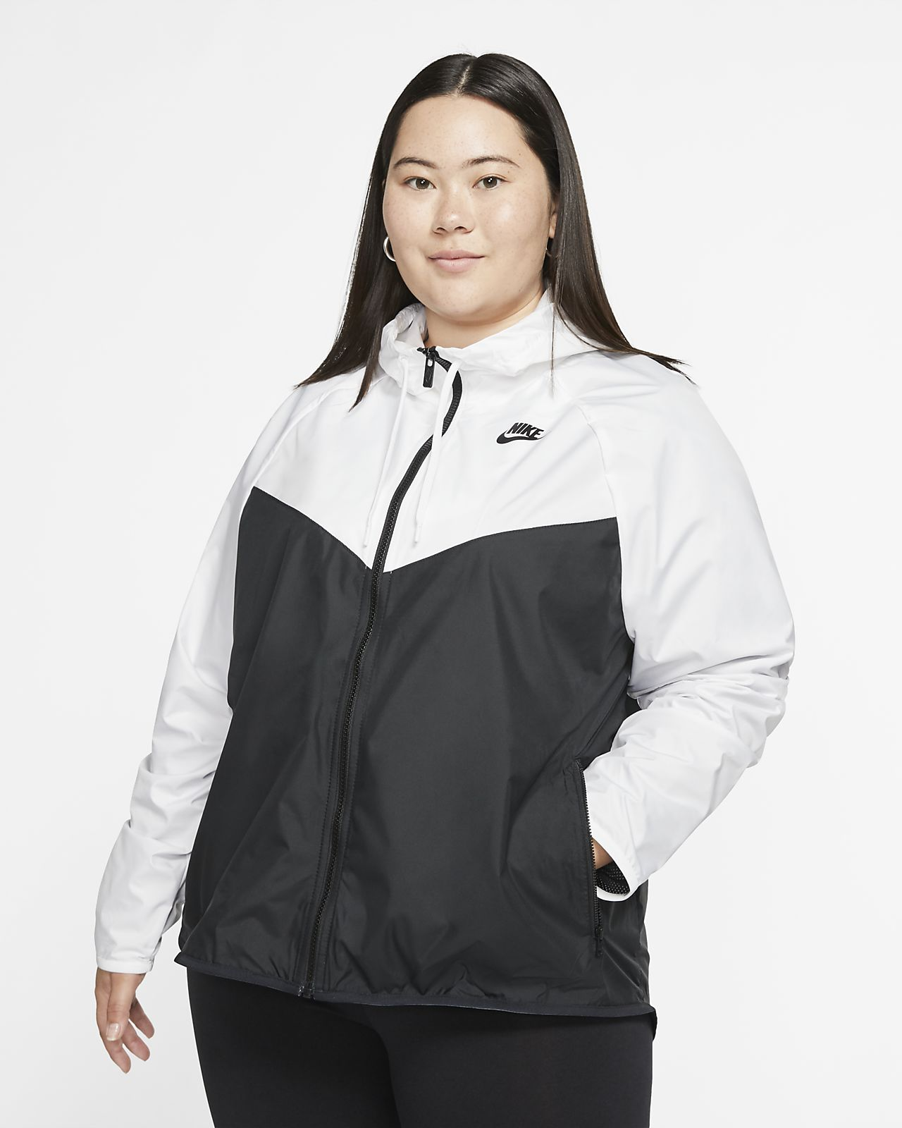 100% quality first rate free shipping Nike Sportswear Windrunner Women's Jacket (Plus Size)