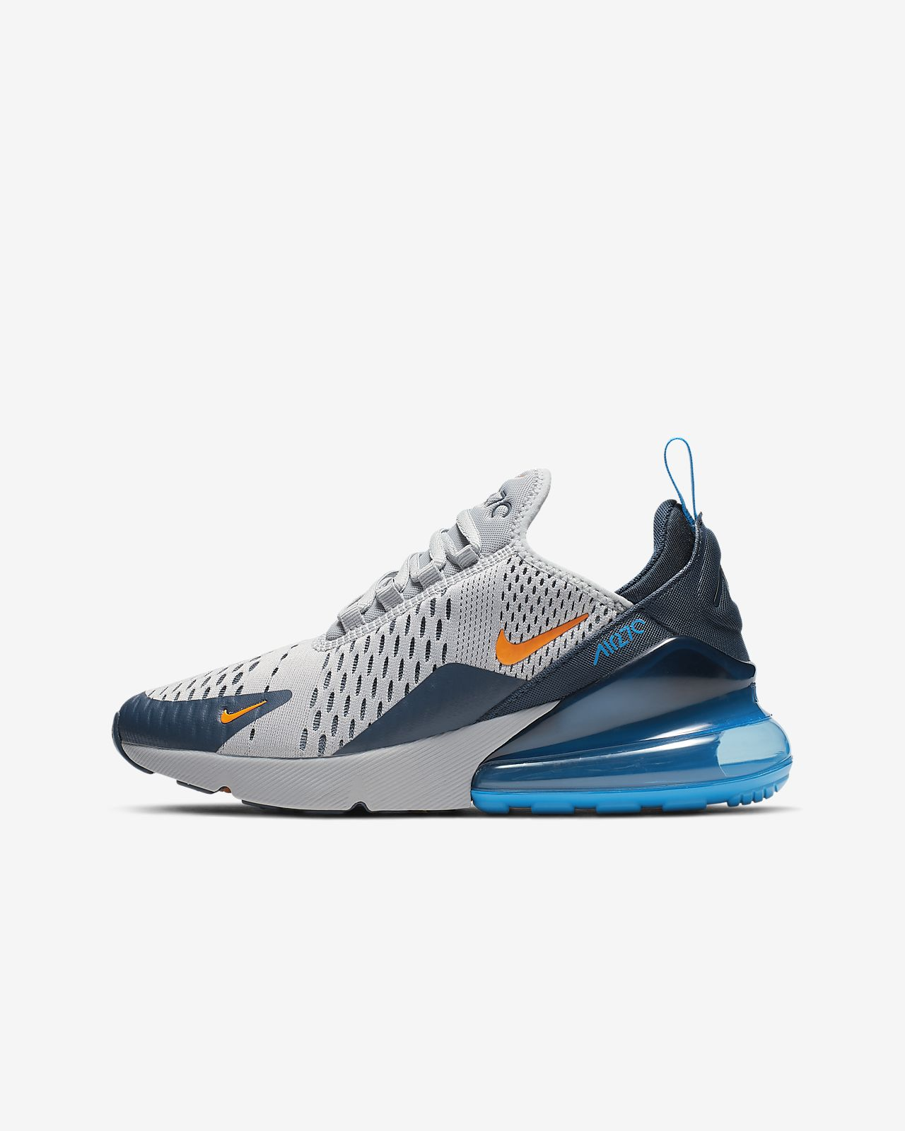 air max 270 bleu marine