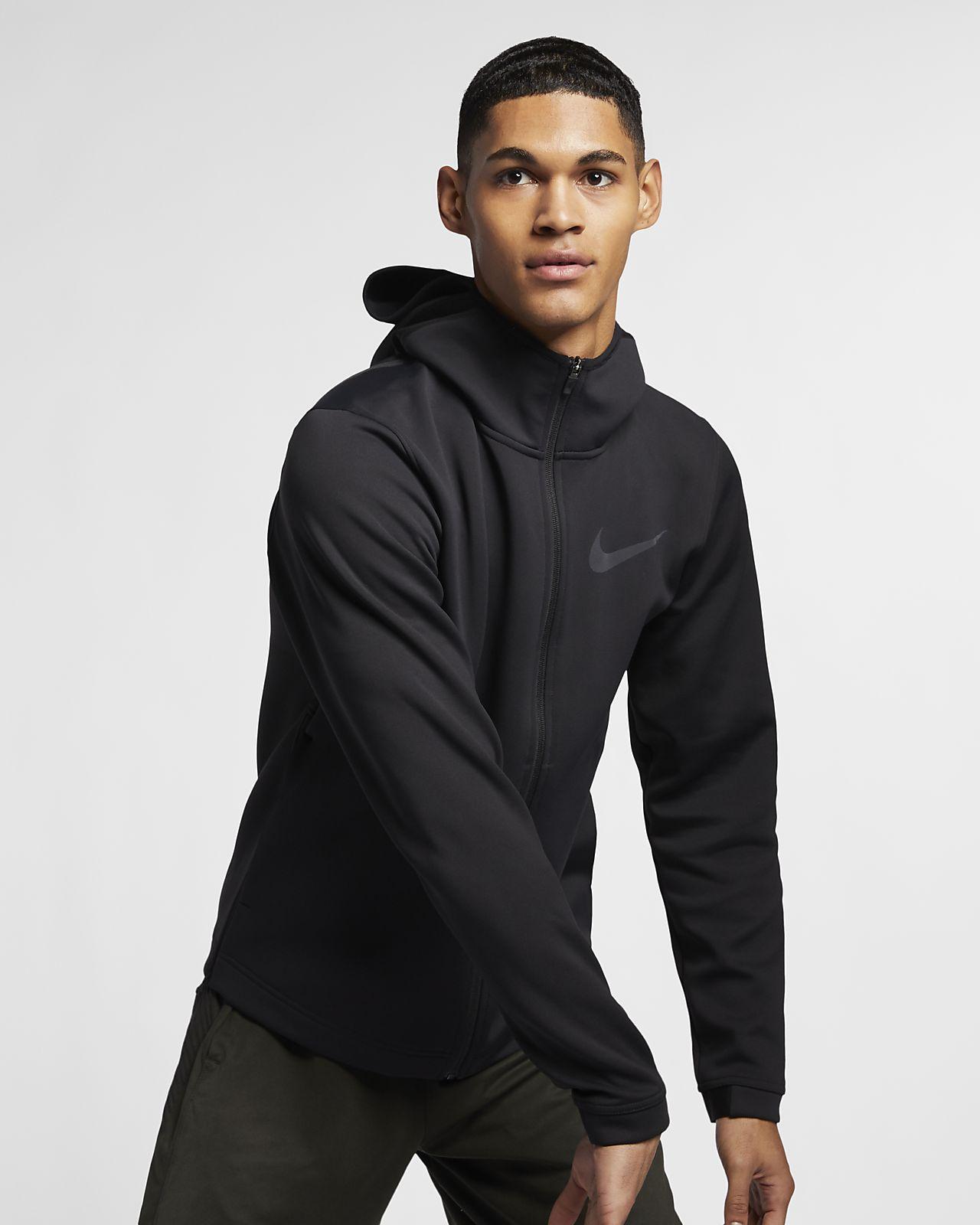 Chamarra de básquetbol para hombre Nike Therma Flex Showtime