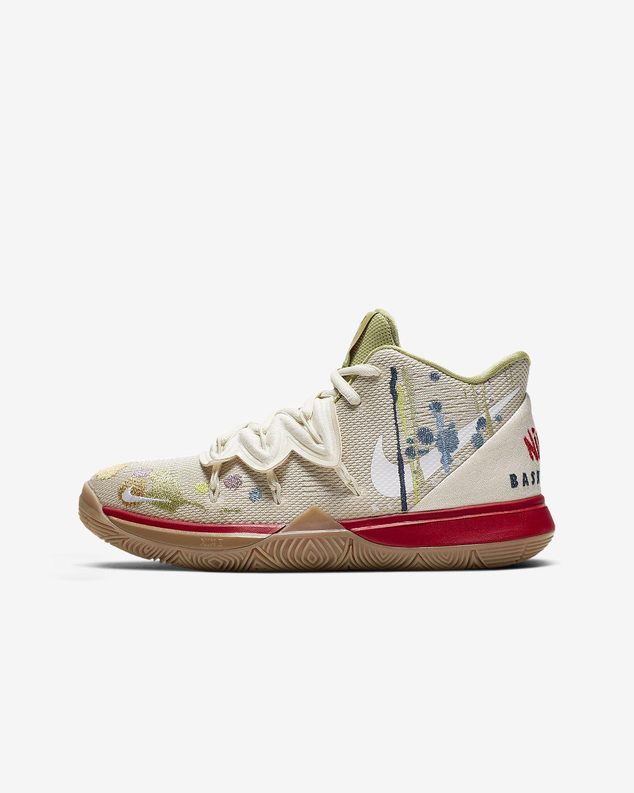 Kyrie 5 BANDULU Big Kids' Basketball Shoe