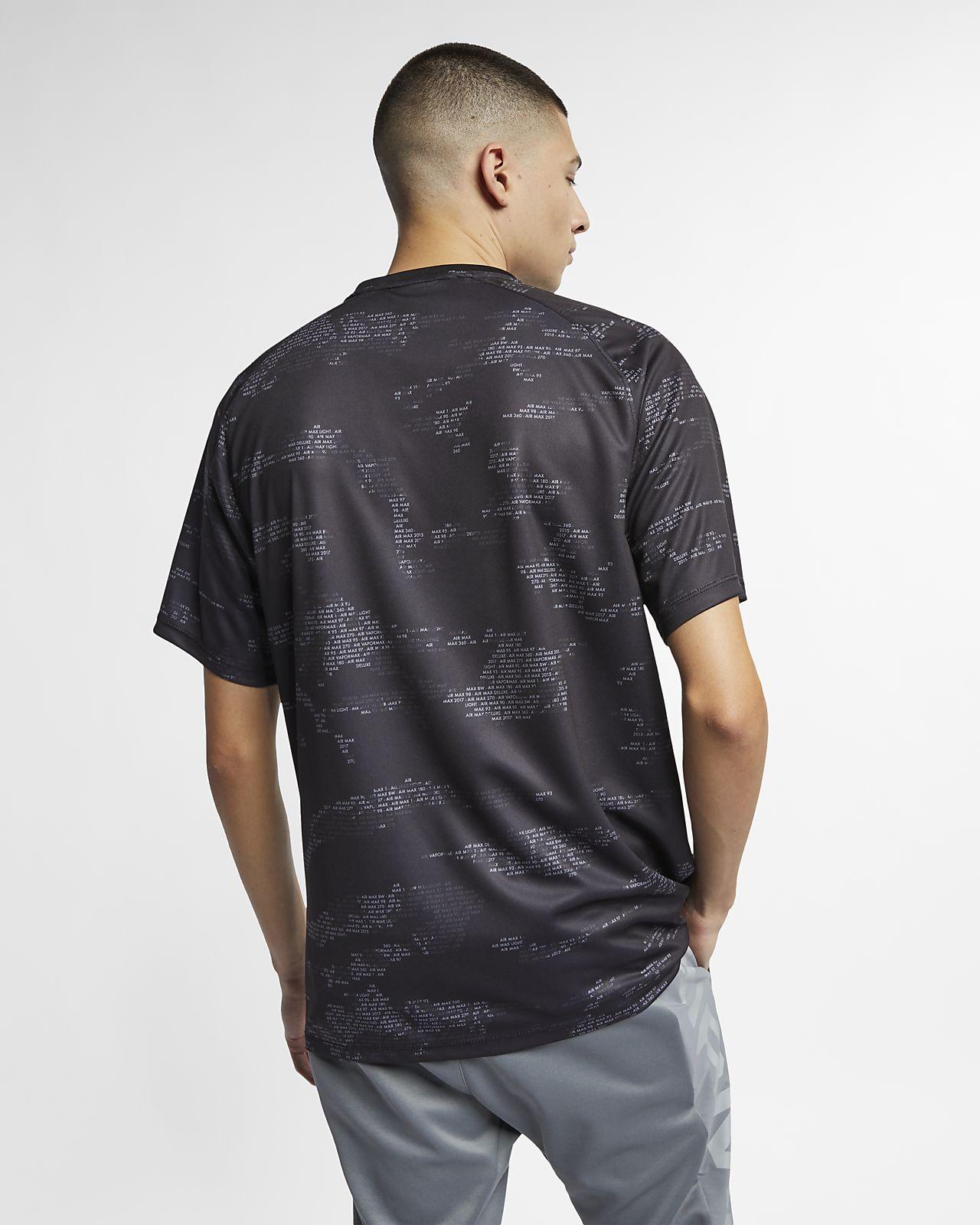 Nike Air Max Men s T-Shirt. Nike.com NZ 32a6592882da
