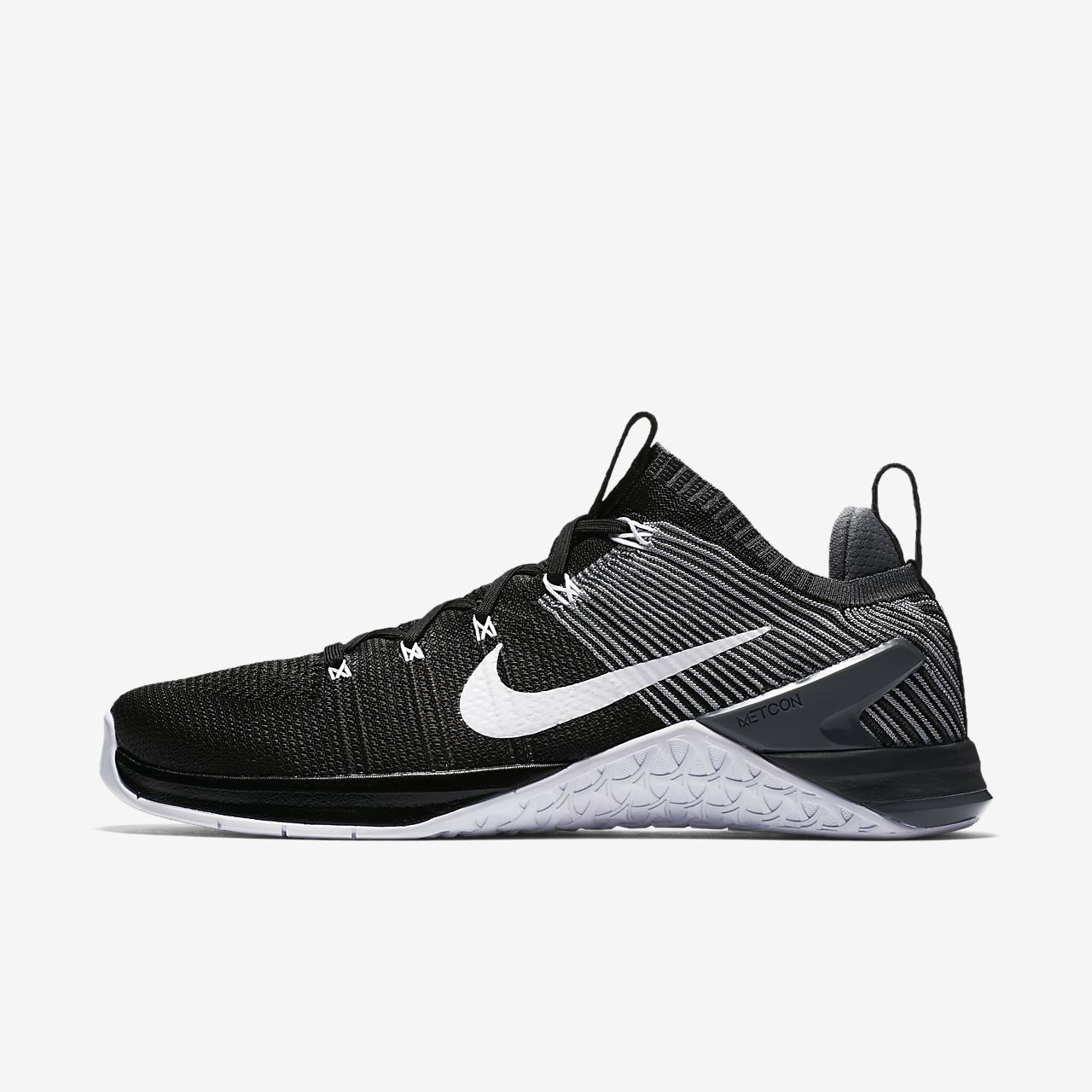 Metcon Dsx 2 Flyknit And Rubber Sneakers Nike