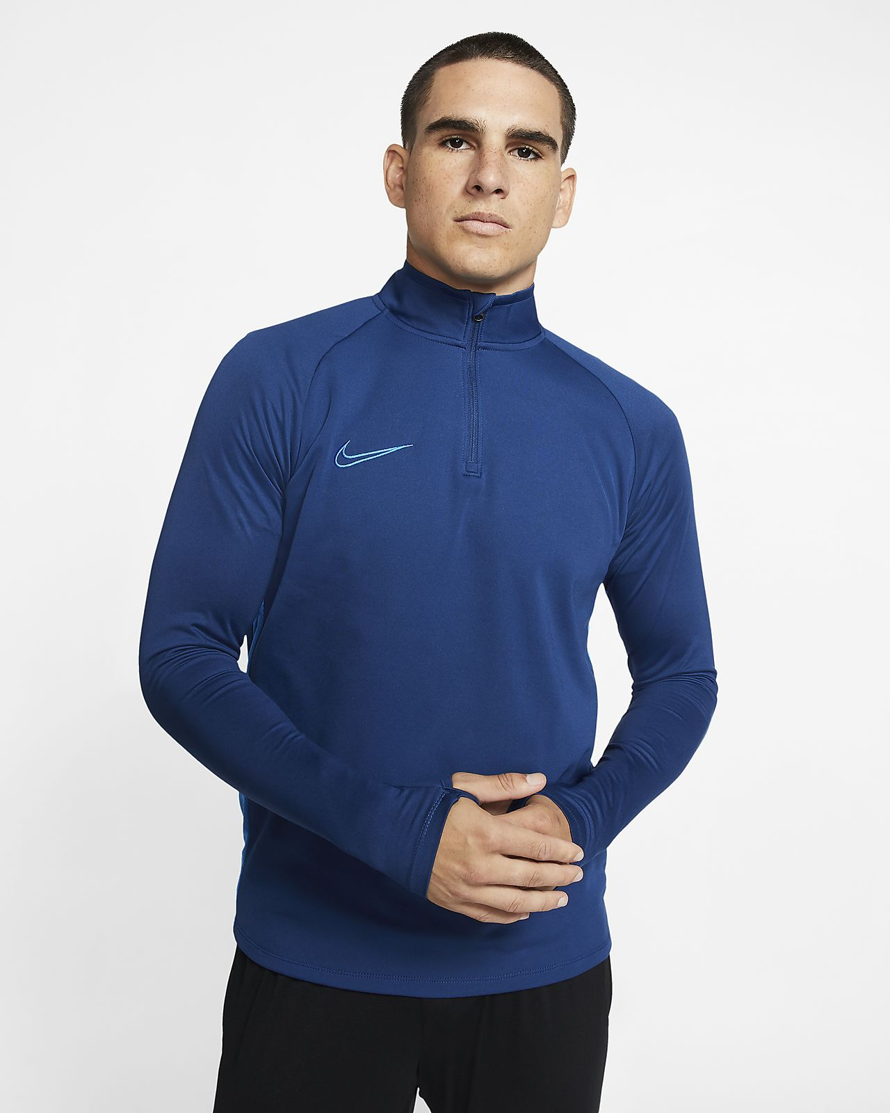 Nike Dri FIT Academy Camiseta de fútbol de entrenamiento Hombre