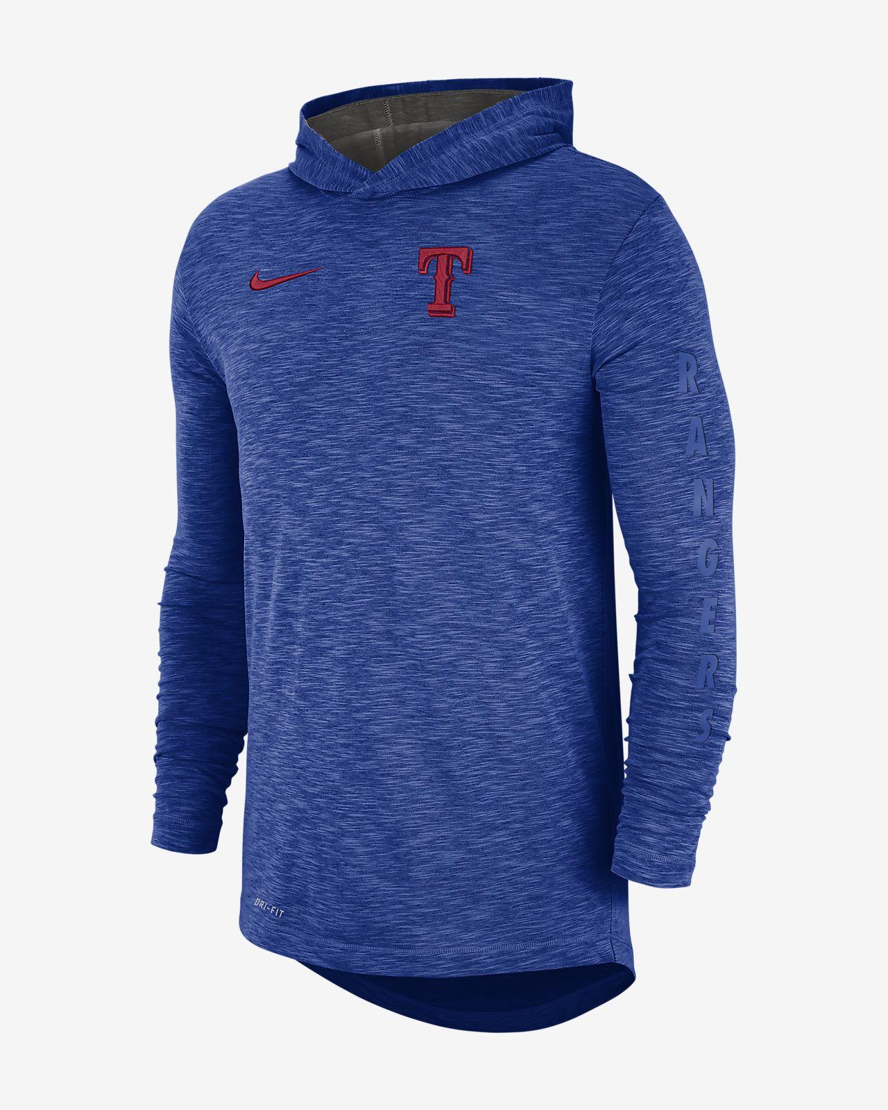 Nike Dri-FIT (MLB Rangers) Men's Hooded Top