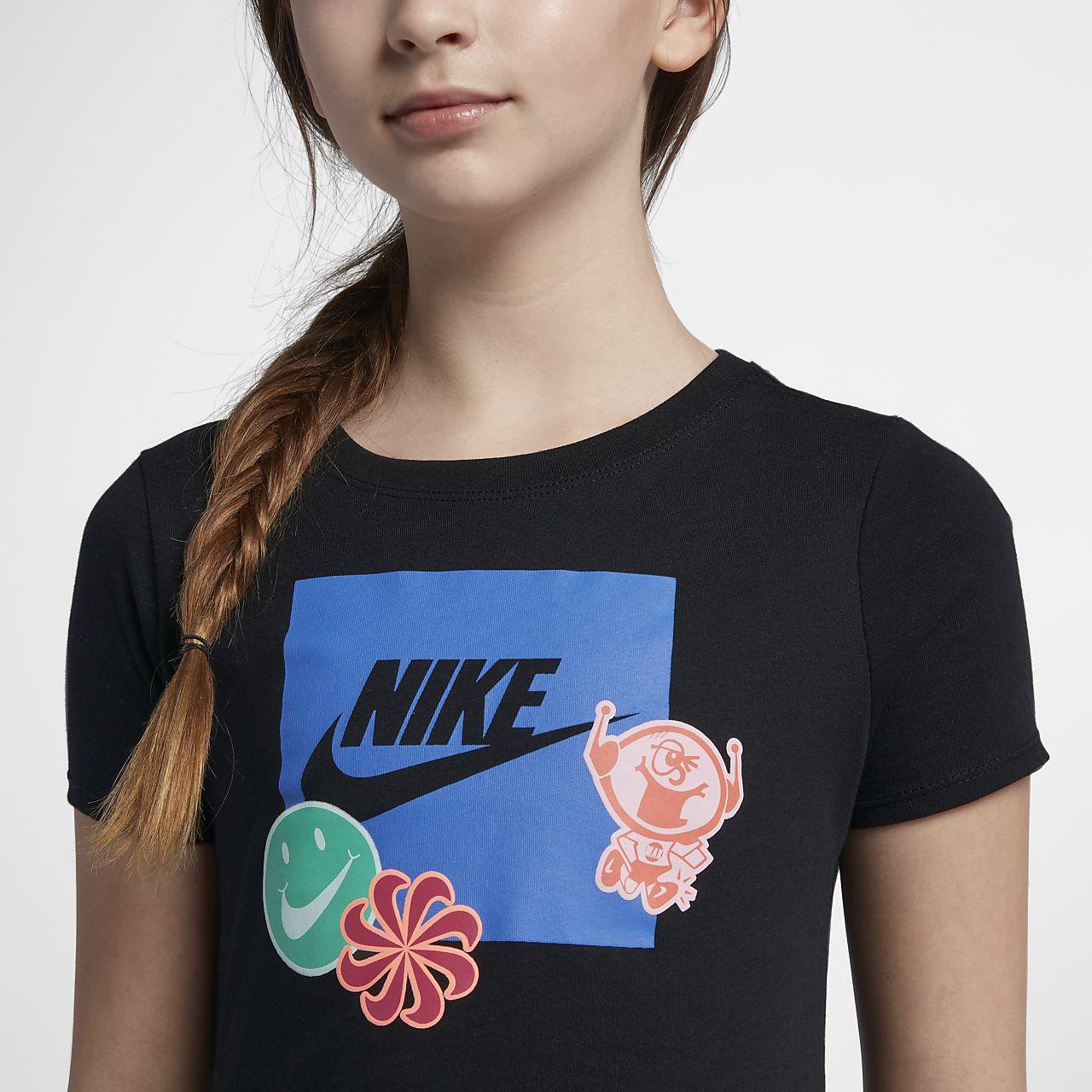 nike 146 mädchen shirt