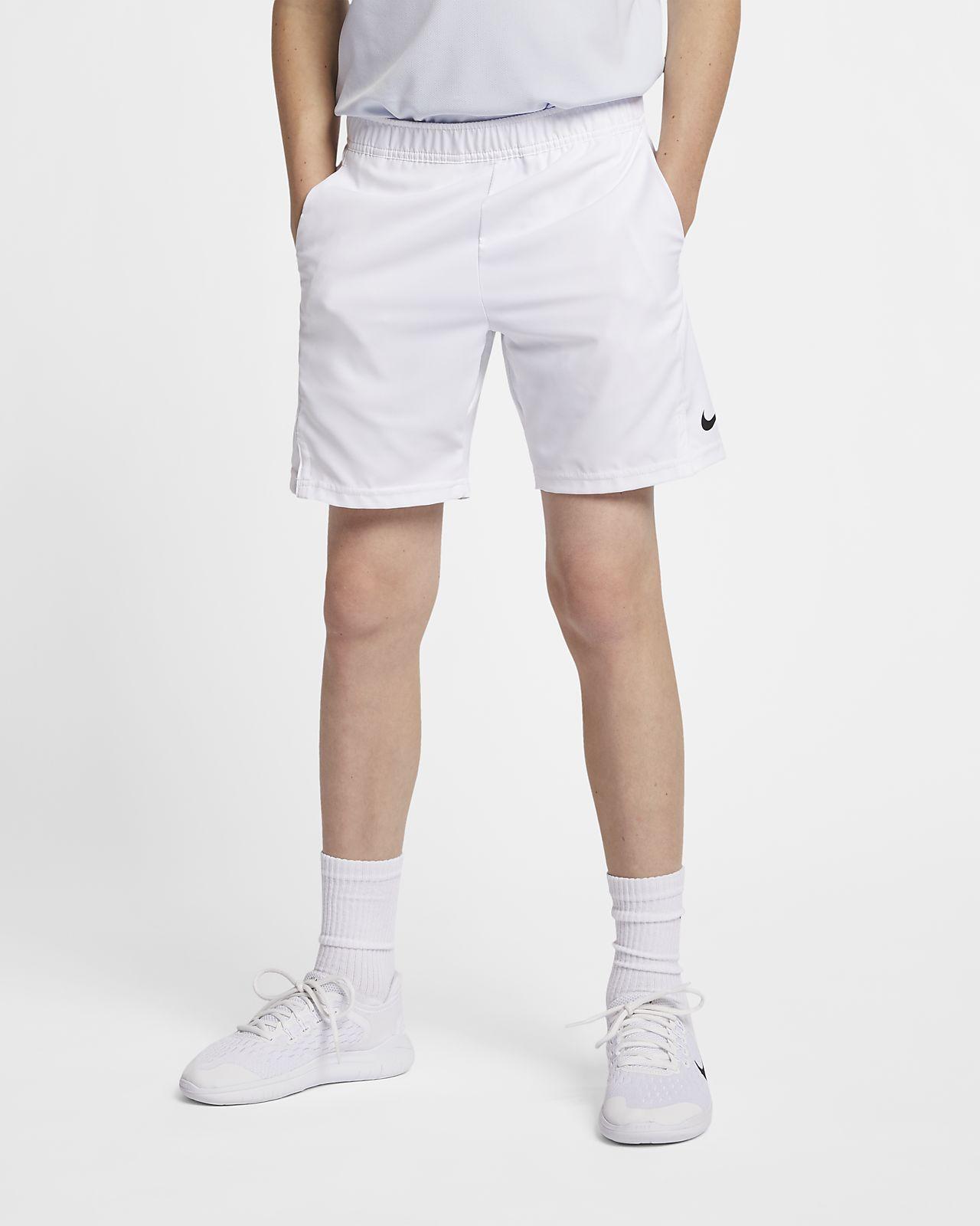 Spodenki tenisowe dla dużych dzieci (chłopców) NikeCourt Dri-FIT