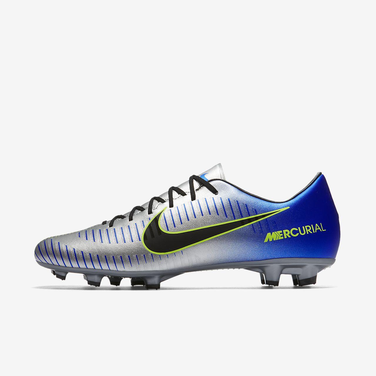 ... Calzado de fútbol Nike Mercurial Victory VI Neymar para terreno firme