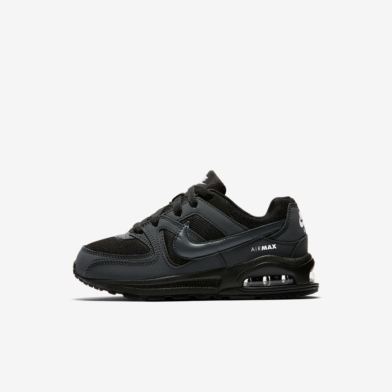 chaussure air max command,Chaussure b茅b茅 fille Nike Air