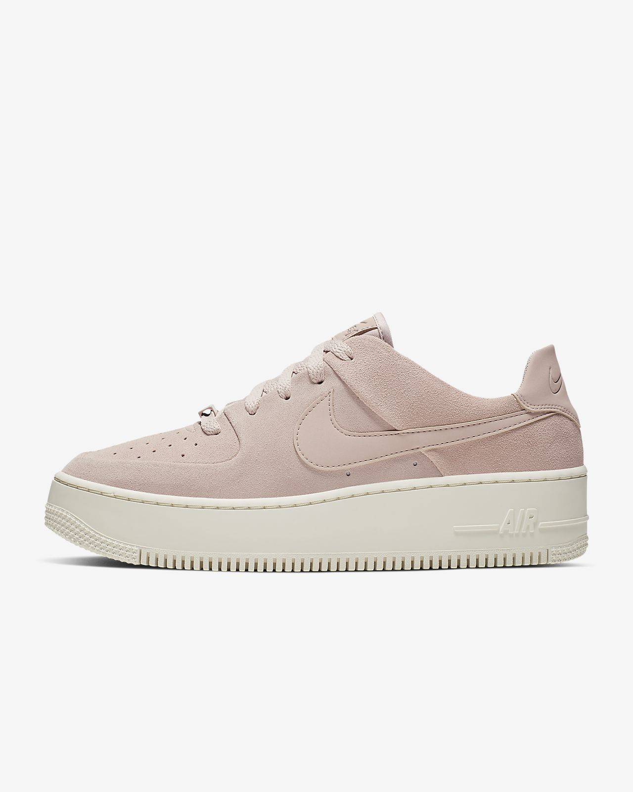 Nike Air Force 1 '07 Gr.38 Sneaker Schuhe Fashion beige