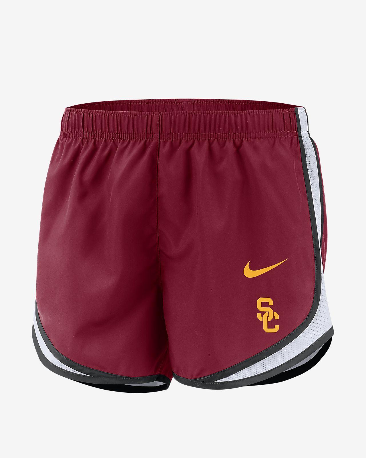 Nike College Dri-FIT Tempo (USC) Women's Shorts