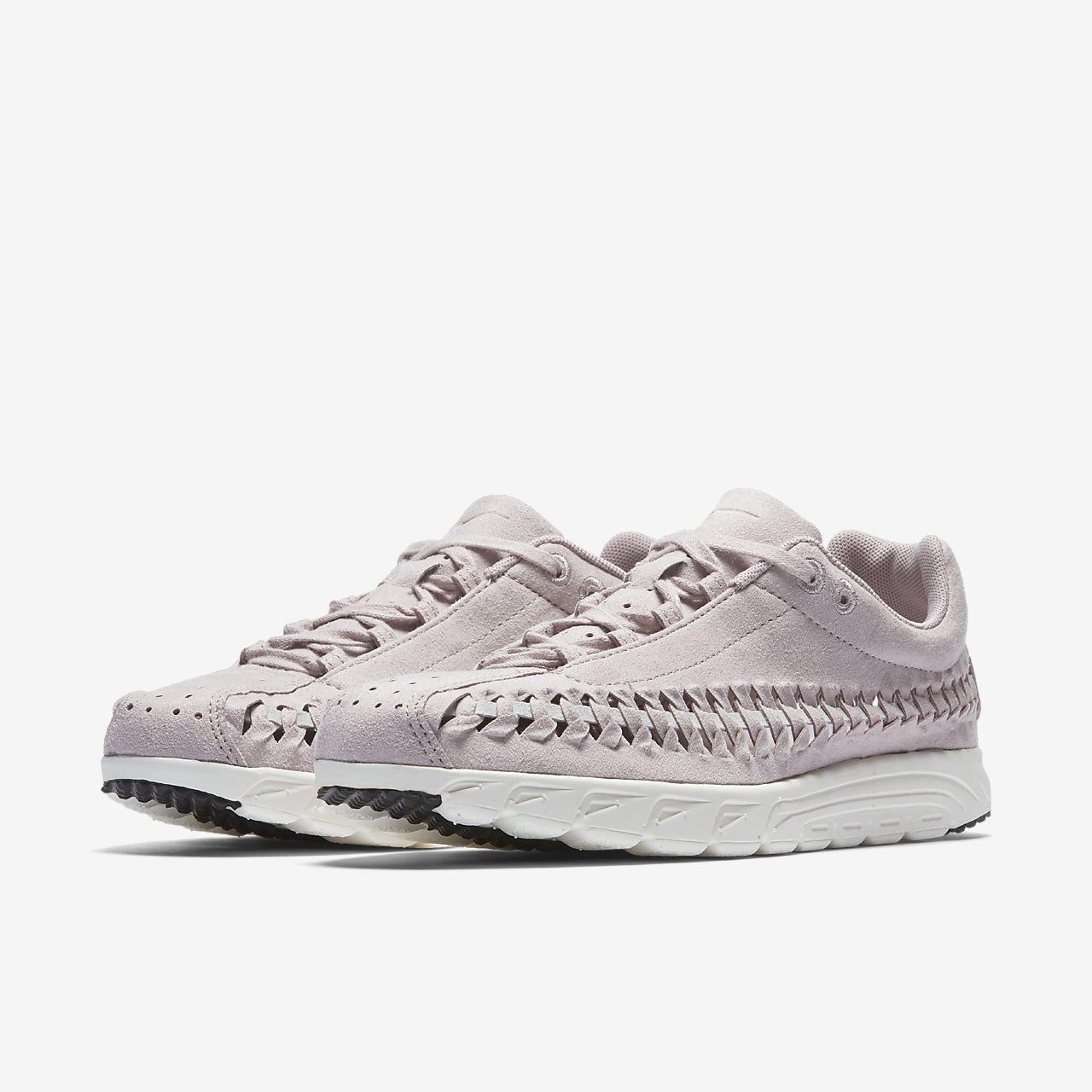 Tissé Avec Nike Mayfly Chaussures Rose AvhOii