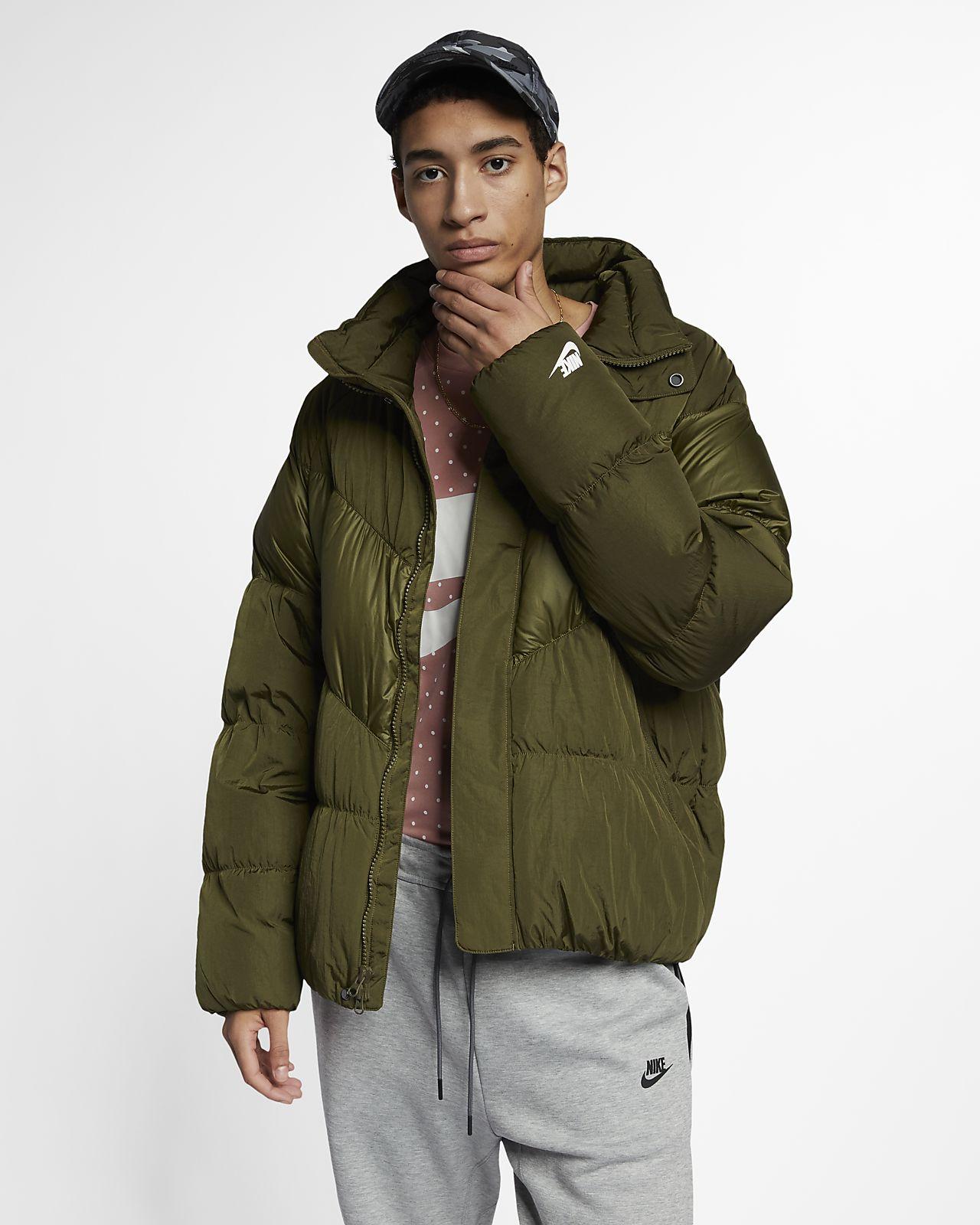 f964cdb6059 Nike Sportswear med dunfyld-jakke til mænd. Nike.com DK