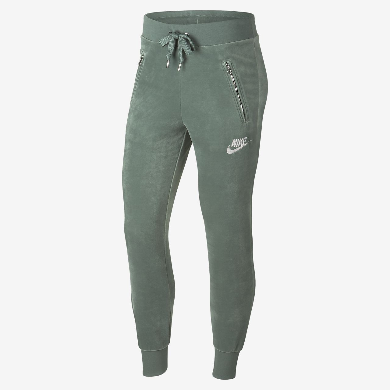 Low Resolution Nike Sportswear Women's Velour Pants Nike Sportswear Women's  Velour Pants