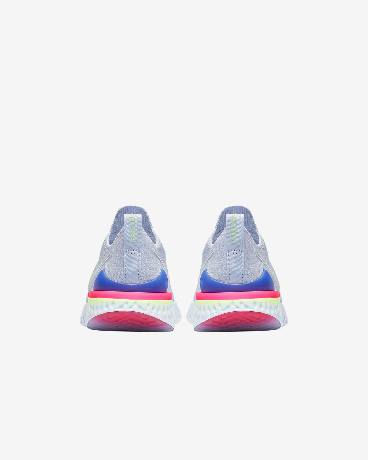 new arrival 9ef97 01f1d ... Nike Epic React Flyknit 2 Big Kids  Running Shoe
