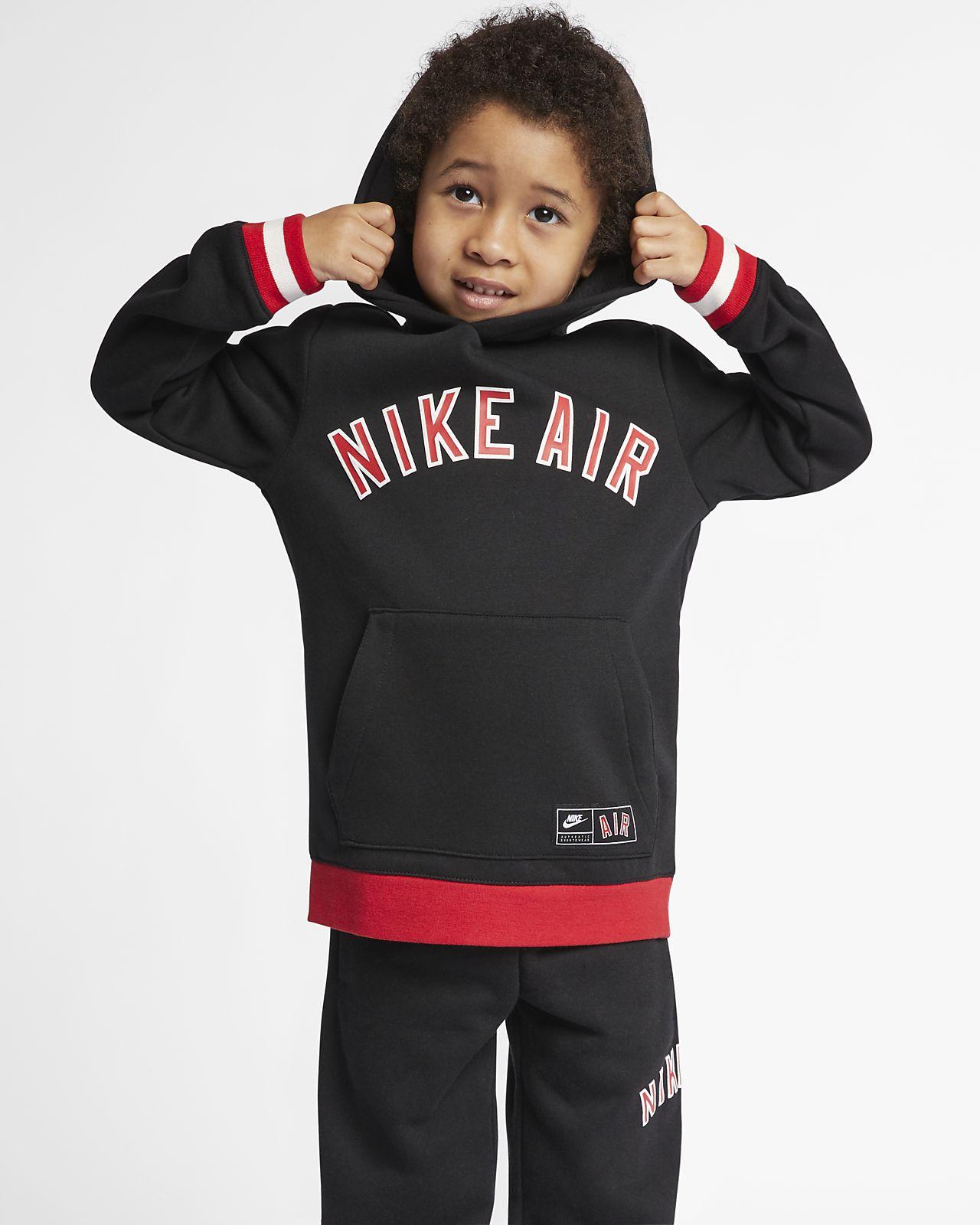 Nike Air 幼童起绒连帽衫