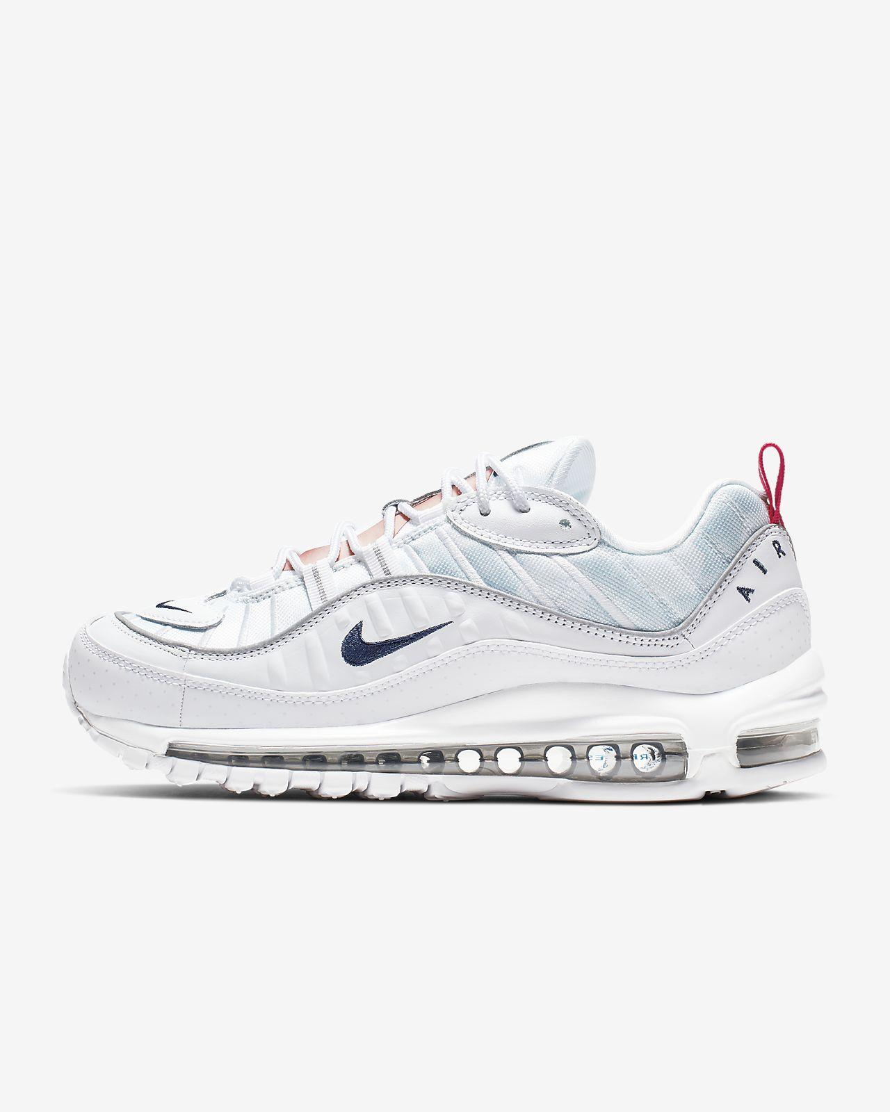4ae8357f Nike Air Max 98 Premium Unité Totale sko til dame. Nike.com NO
