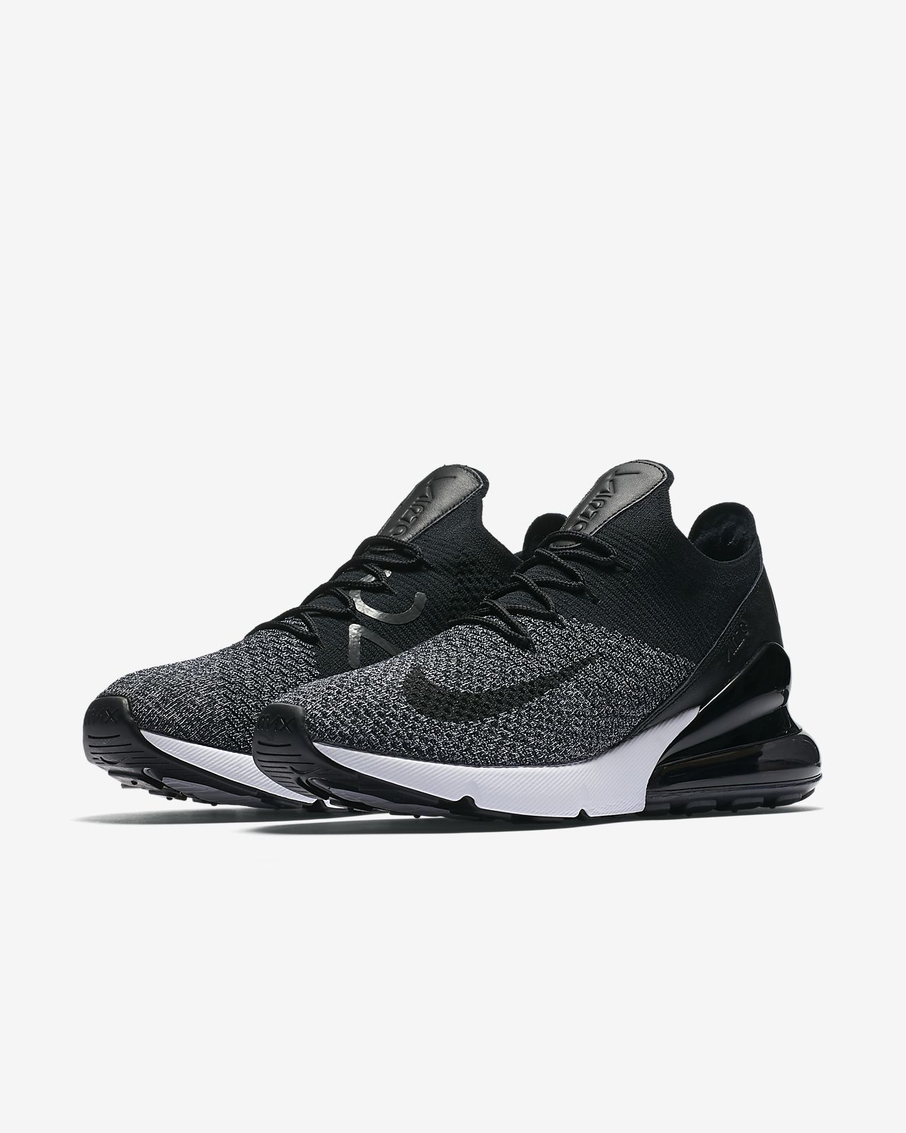 chaussure nike air max 270 flyknit pour homme ca. Black Bedroom Furniture Sets. Home Design Ideas