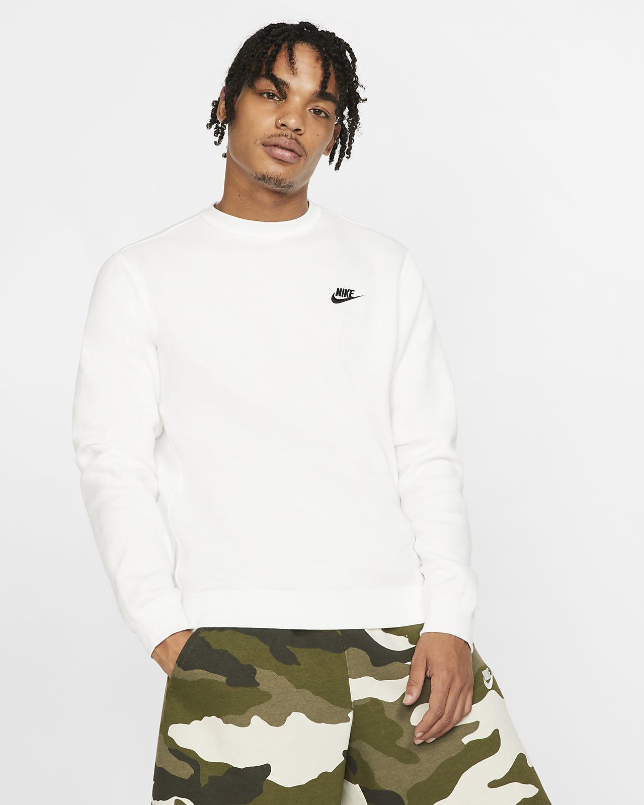 67f682ca5 Nike Sportswear Club Fleece Crew. Nike.com