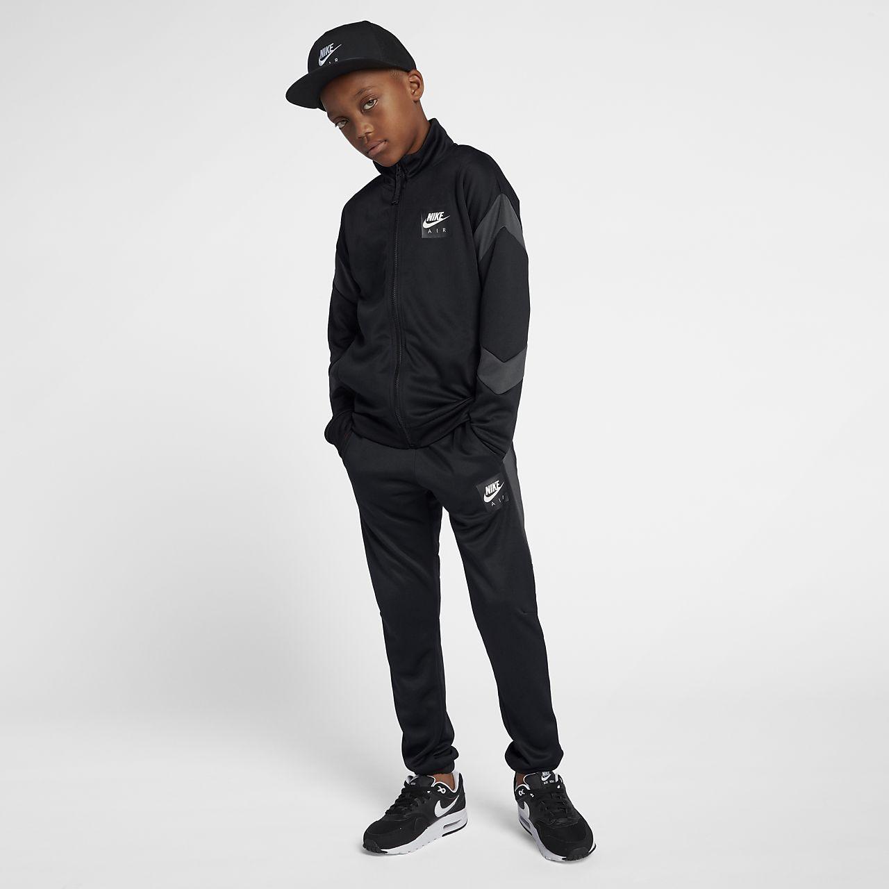 Nike Air-træningsdragt til store børn (drenge)