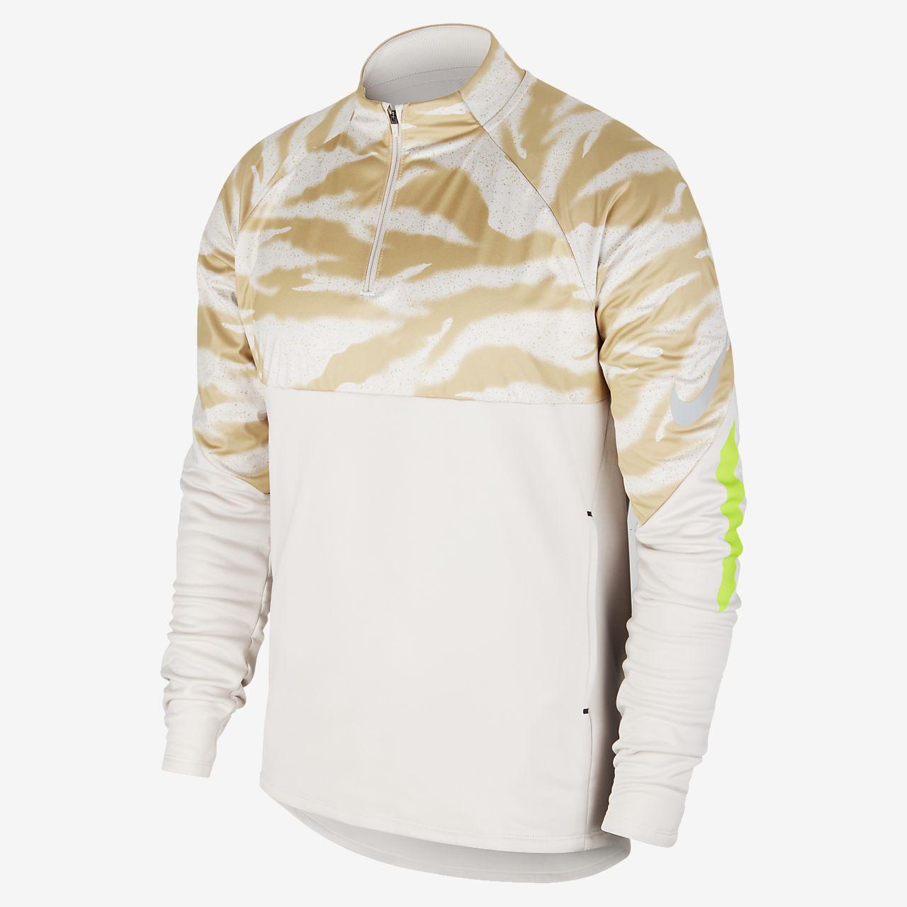 Ανδρική ποδοσφαιρική μπλούζα προπόνησης Nike Therma Shield Strike