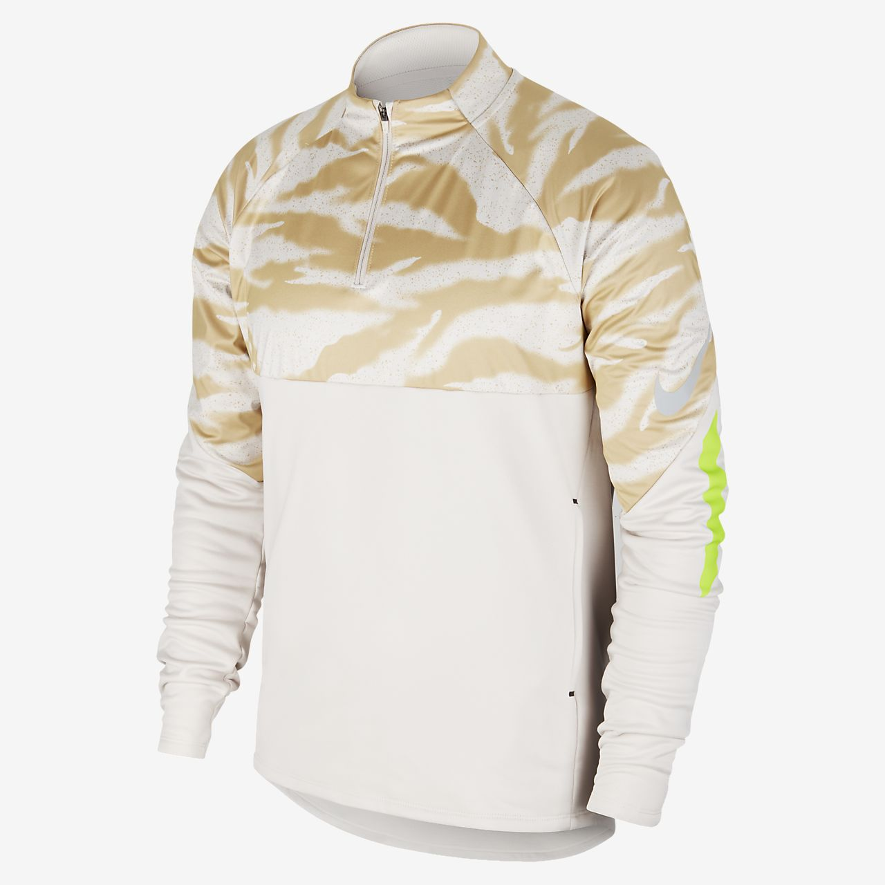 Pánská fotbalová tréninková mikina Nike Therma Shield Strike