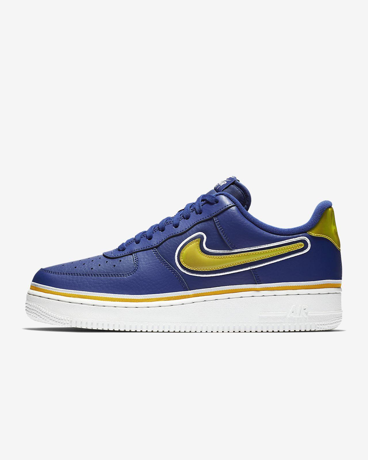 Nike Air Force 1 '07 LV8 Sport NBA-Schuh