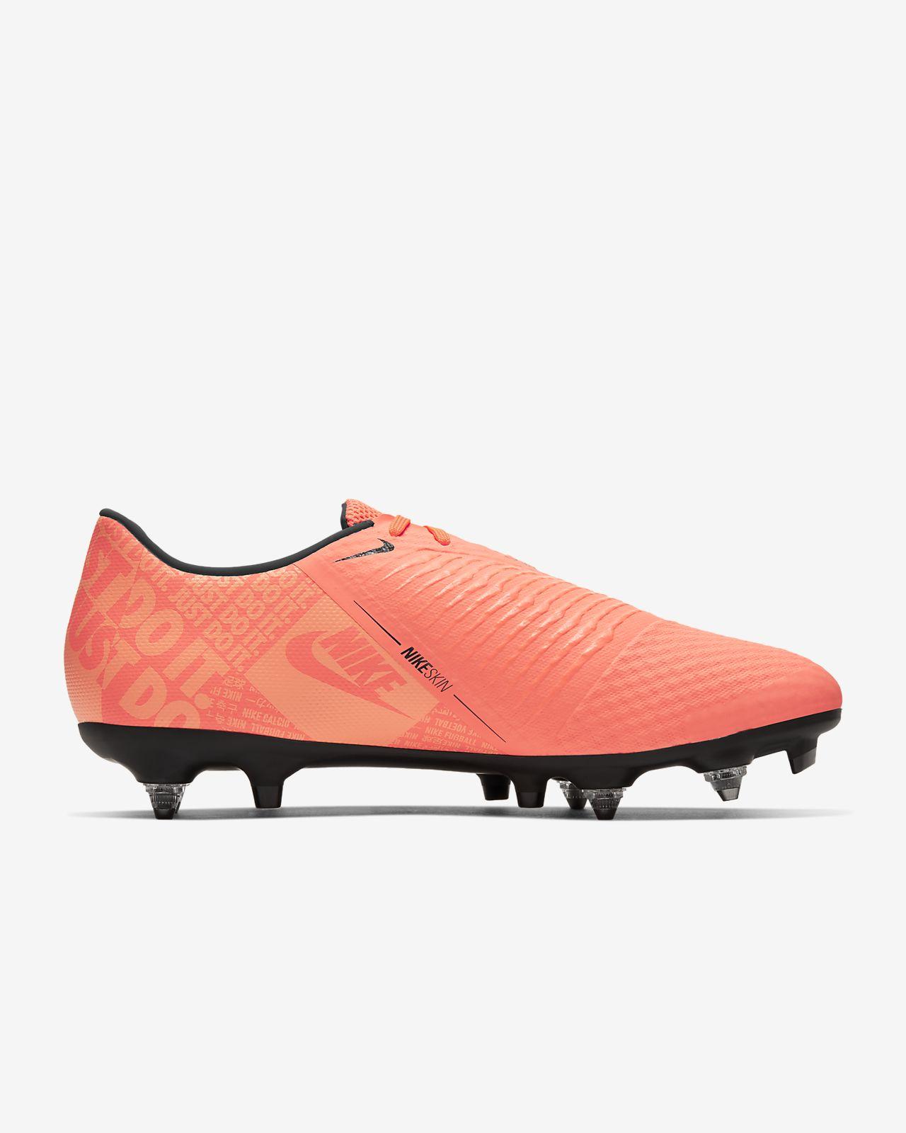 Chaussure de football à crampons pour terrain gras Nike PhantomVNM Academy SG Pro Anti Clog Traction