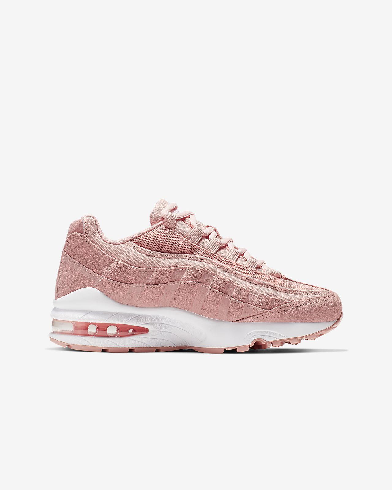 buy online 93484 6dcfc ... Nike Air Max 95 PE Big Kids  Shoe