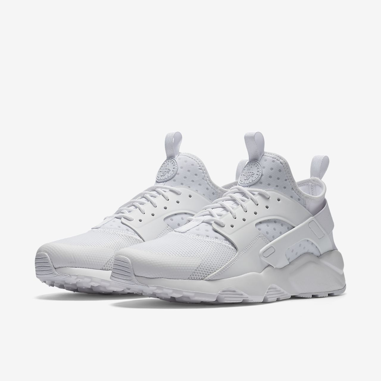 nike air huarache ultra mens white and black nz