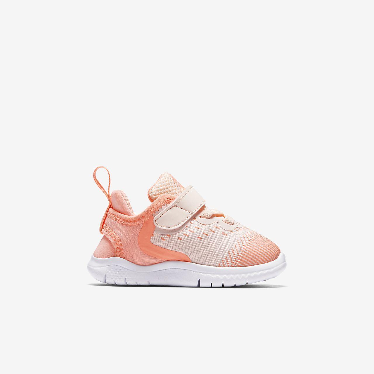 new styles 2e985 d058c ... Calzado para bebé e infantil Nike Free RN 2018