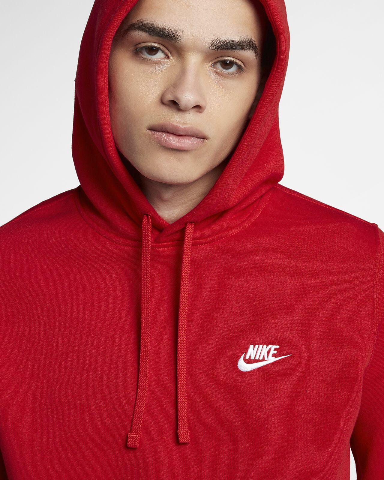 a20ca8539448 Nike Sportswear Club Fleece Pullover Hoodie. Nike.com