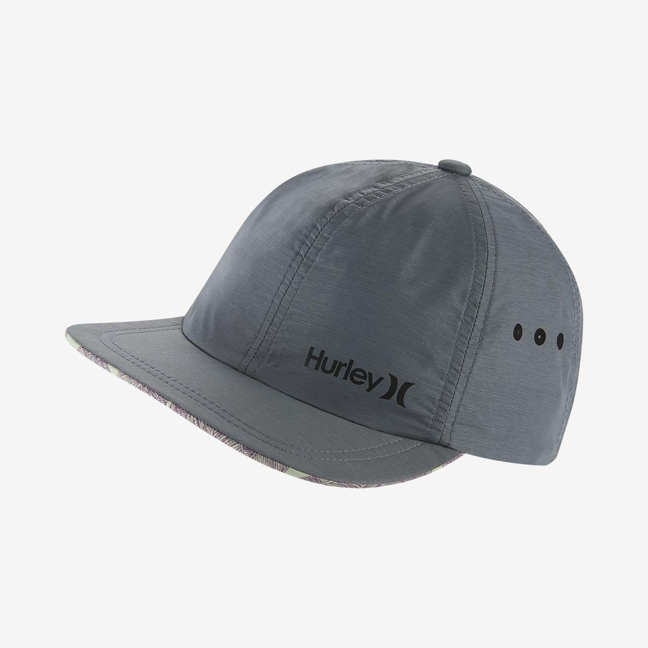 39443ffebfa83 ... denmark hurley lush adjustable hat be8eb a3ad2