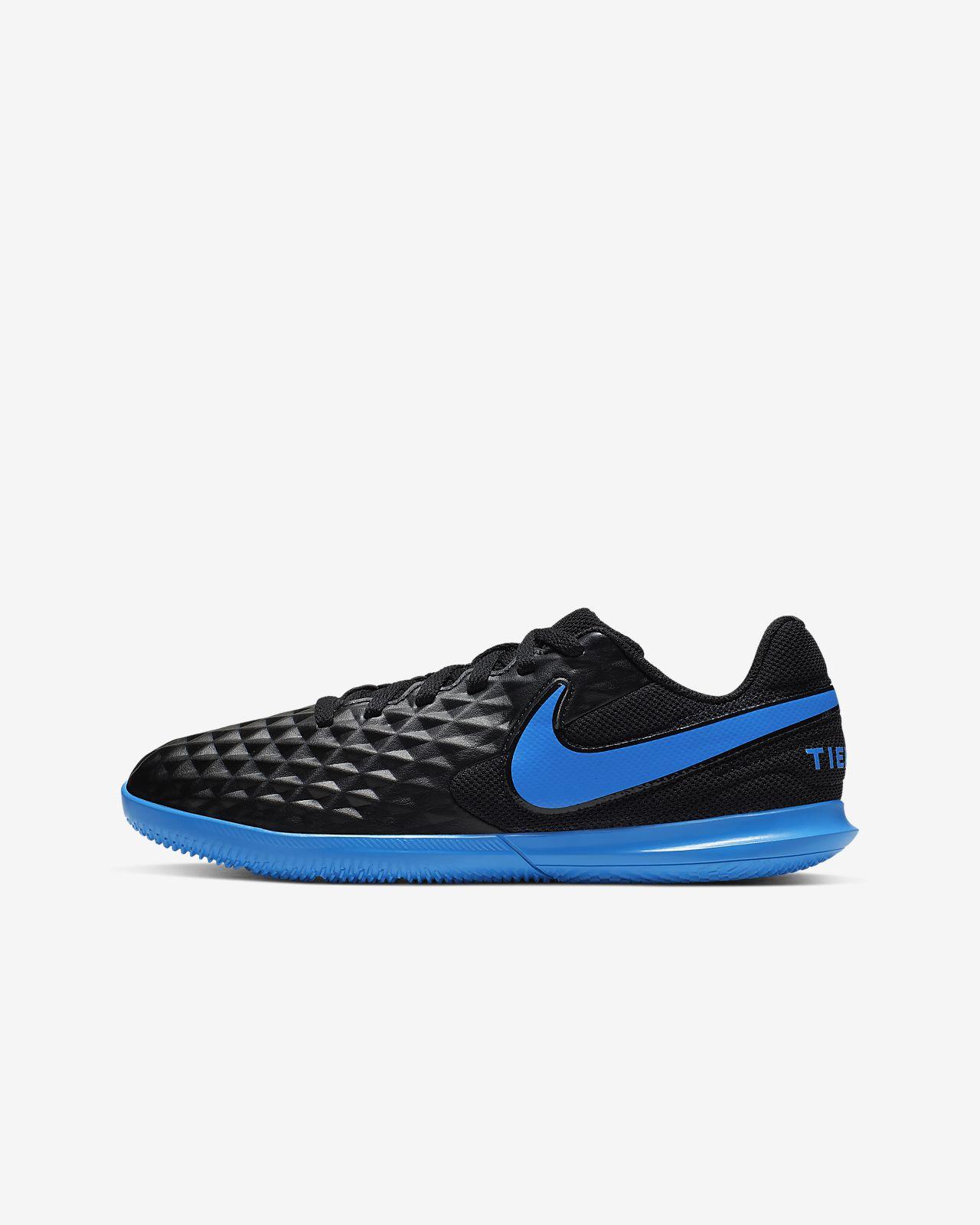 Halowe buty piłkarskie dla małych/dużych dzieci Nike Jr. Tiempo Legend 8 Club IC