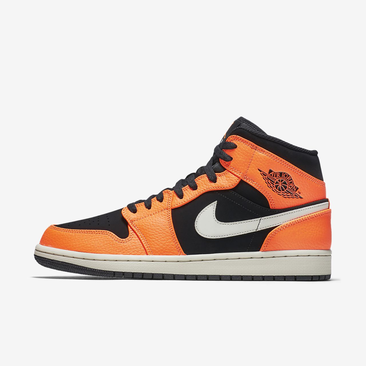 Air Jordan 1 Mid Mens Shoe