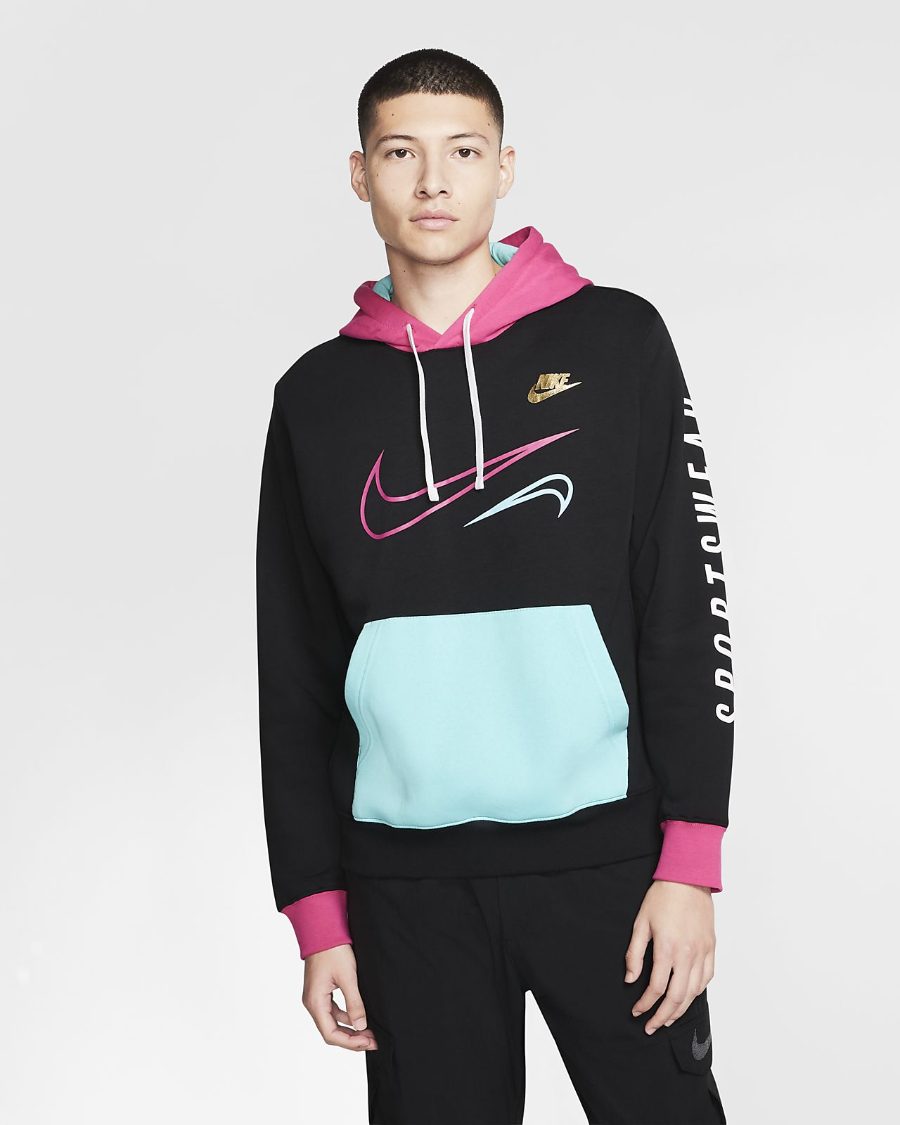 half off largest selection of 2019 hot-selling discount Nike Sportswear Club Men's Hoodie