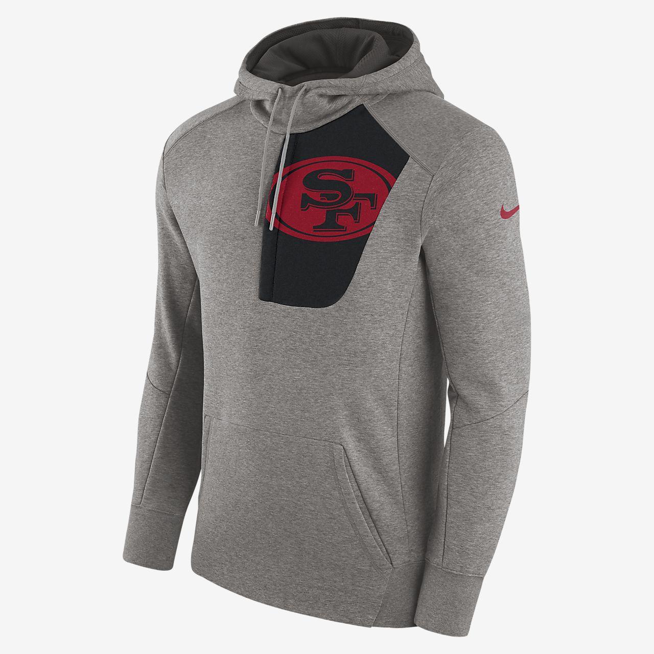 ... Sweat à capuche Nike Fly Fleece (NFL P49ers) pour Homme