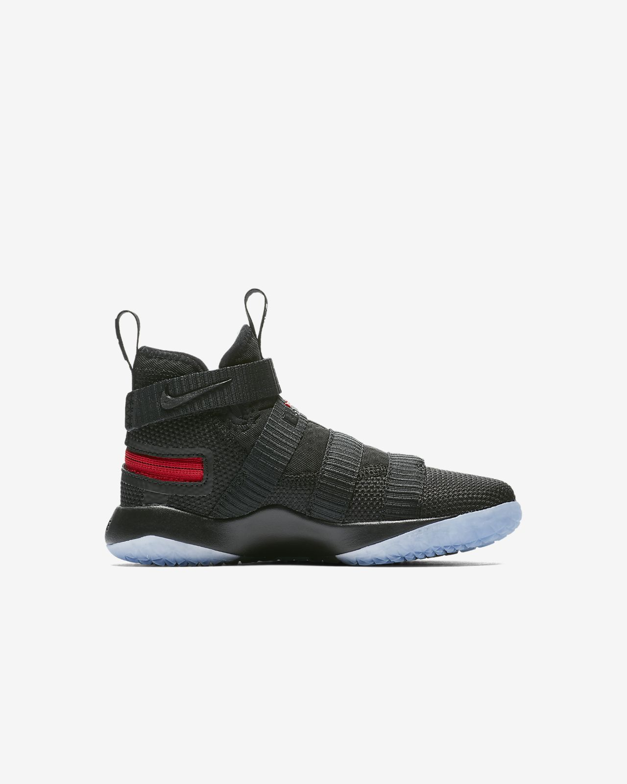 88d52b363a4e LeBron Soldier 11 FlyEase Little Kids  Shoe. Nike.com