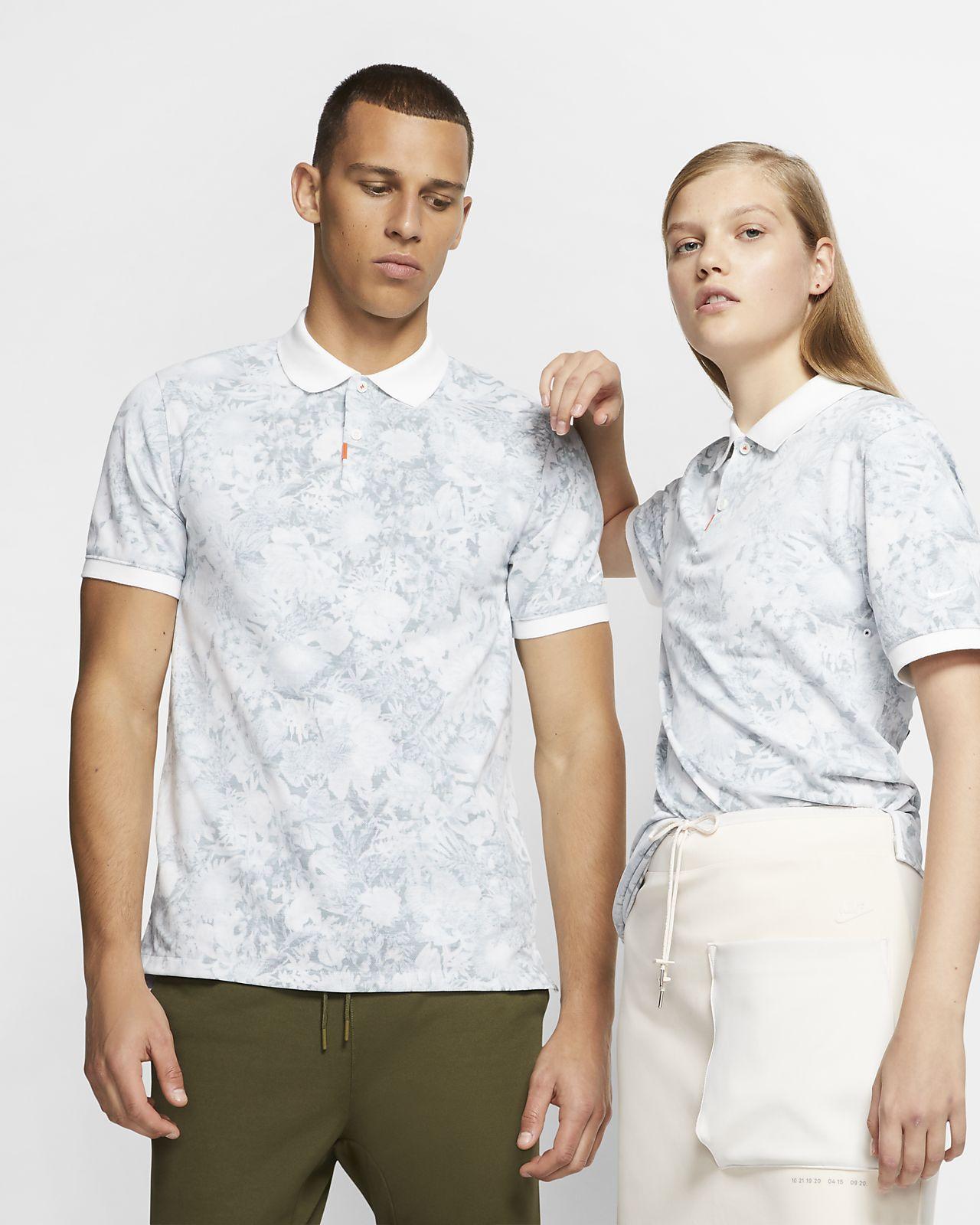The Nike Polo Poloshirt mit Blumendesign (Unisex)