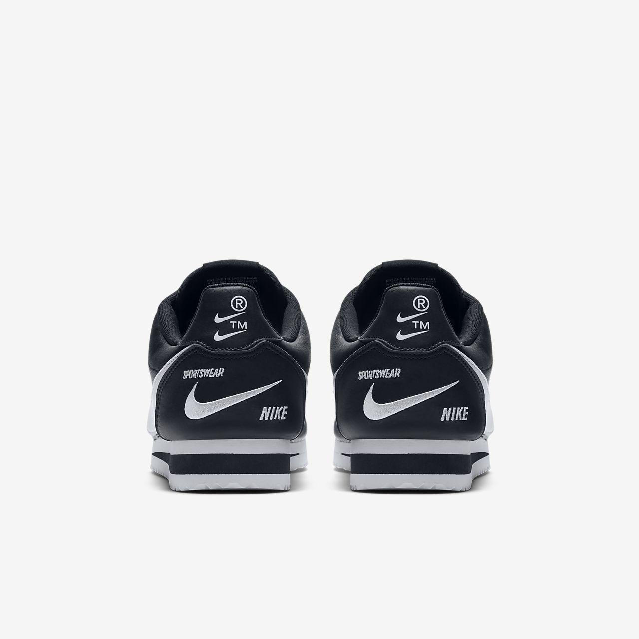 innovative design 7e7b4 85787 ... Nike Classic Cortez Premium Unisex Shoe