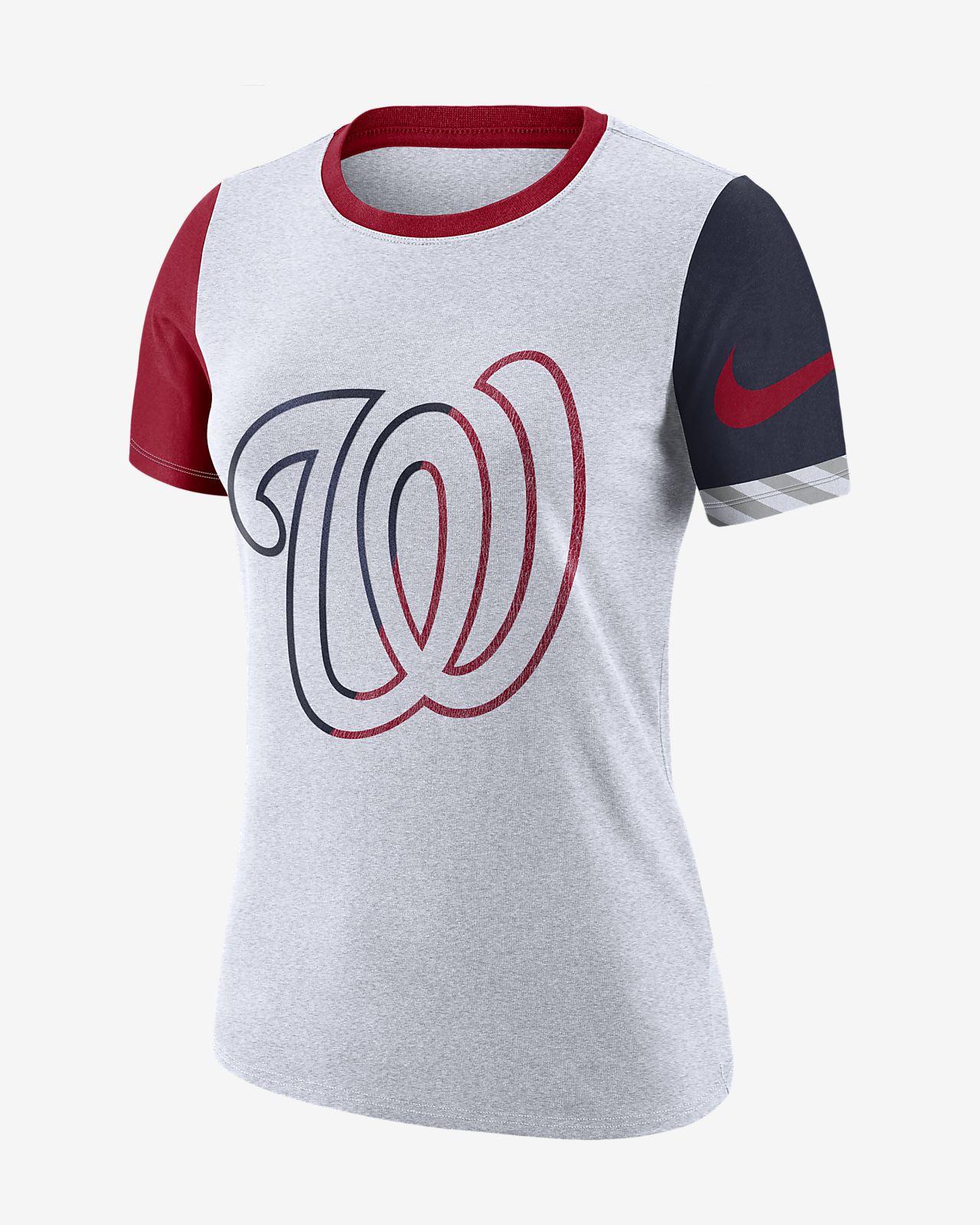 Nike Dri-FIT (MLB Nationals) Women s T-Shirt. Nike.com e694ba553