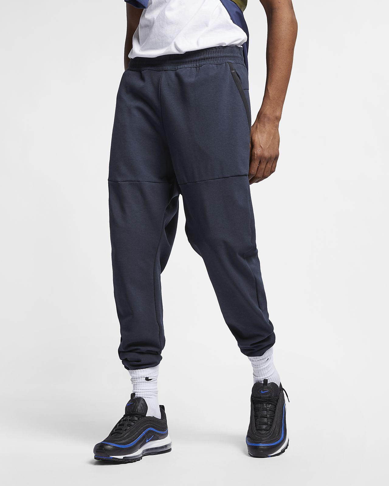 Calças de malha Nike Sportswear Tech Pack para homem