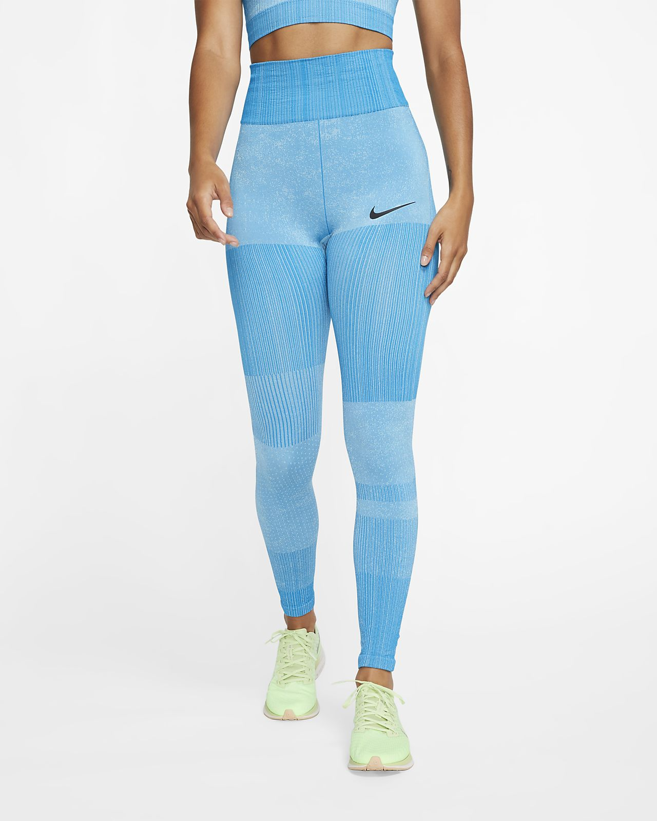 Leggings de training en maille Nike City Ready pour Femme