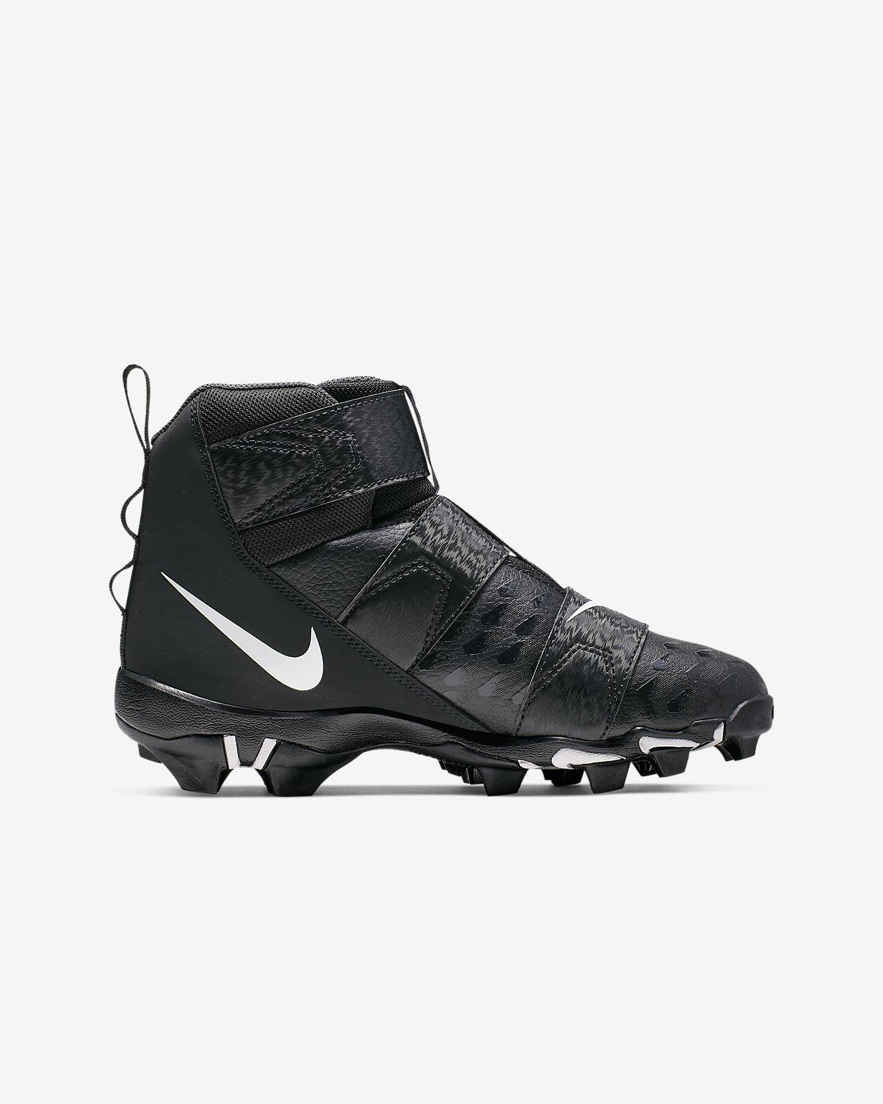 805c0f46e892 ... Nike Force Savage Shark 2 Little/Big Kids' Football Cleat (Wide)